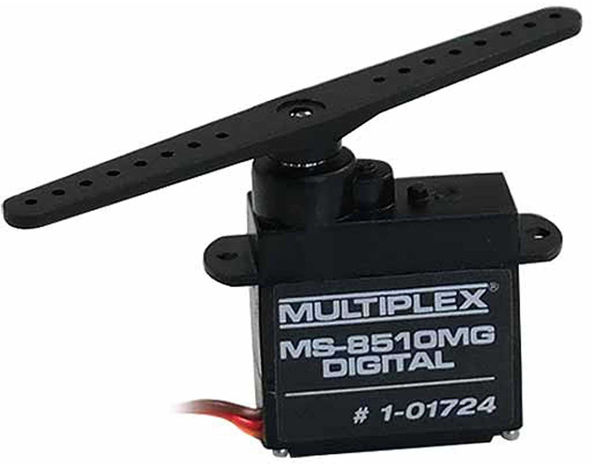 MULTIPLEX MS-8510MG DIGITAL INDOOR SERVO