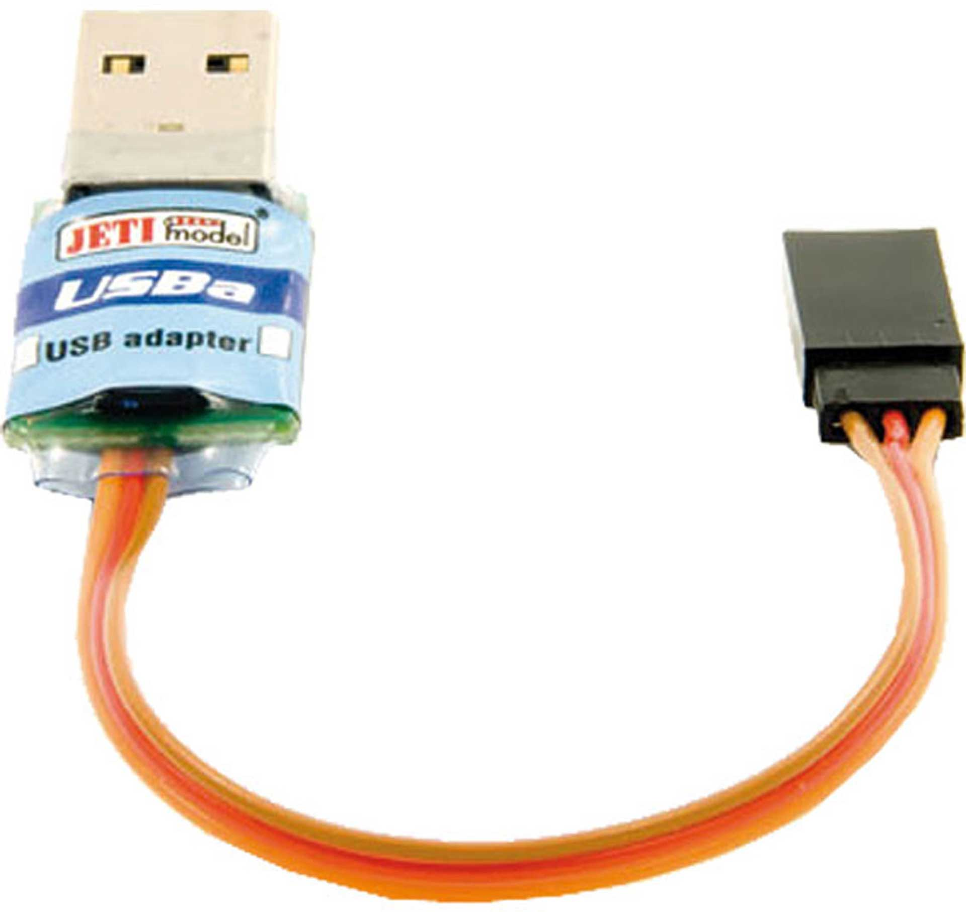JETI DUPLEX 2.4EX USB ADAPTER FÜR MGPS-MODUL