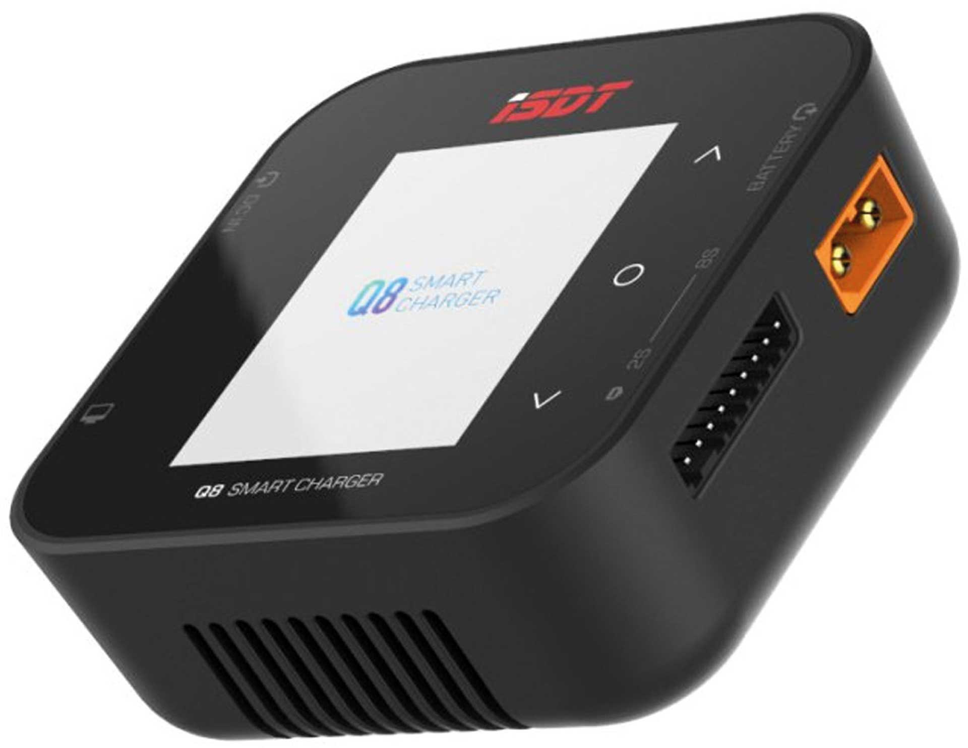 ISDT Q8 SMART CHARGER 500W MAX. 20A 1-7(8)S Ladegerät