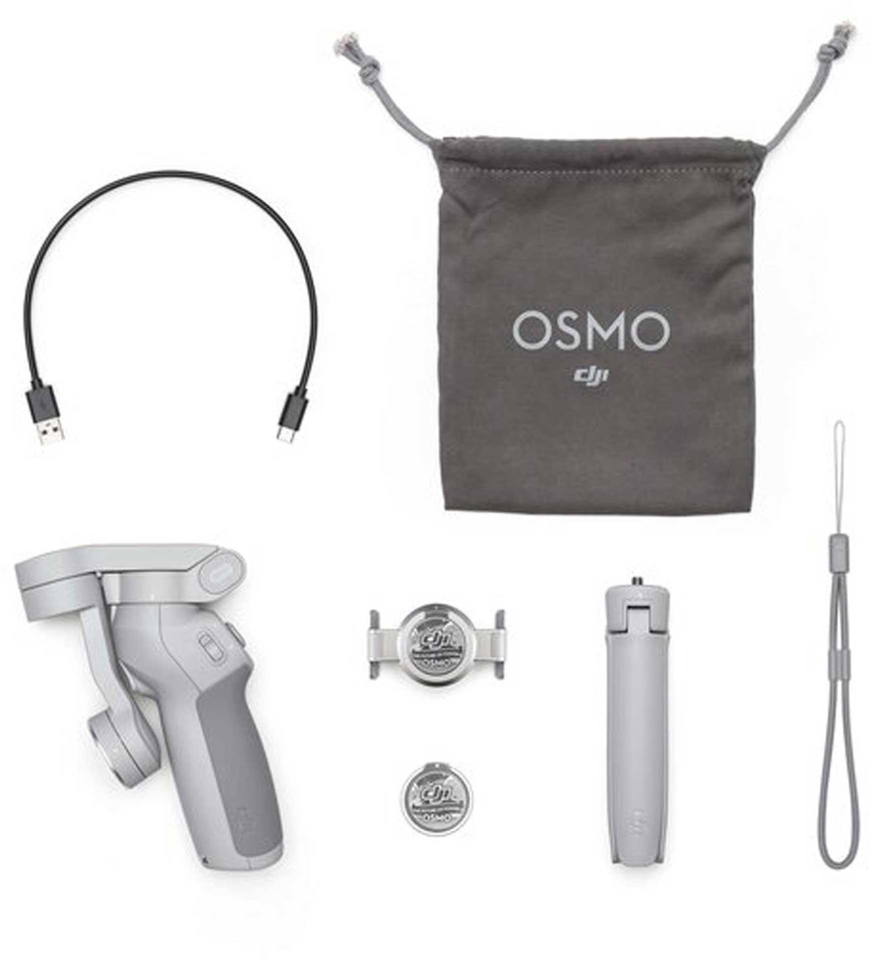 DJI OM4 Osmo Mobile 4
