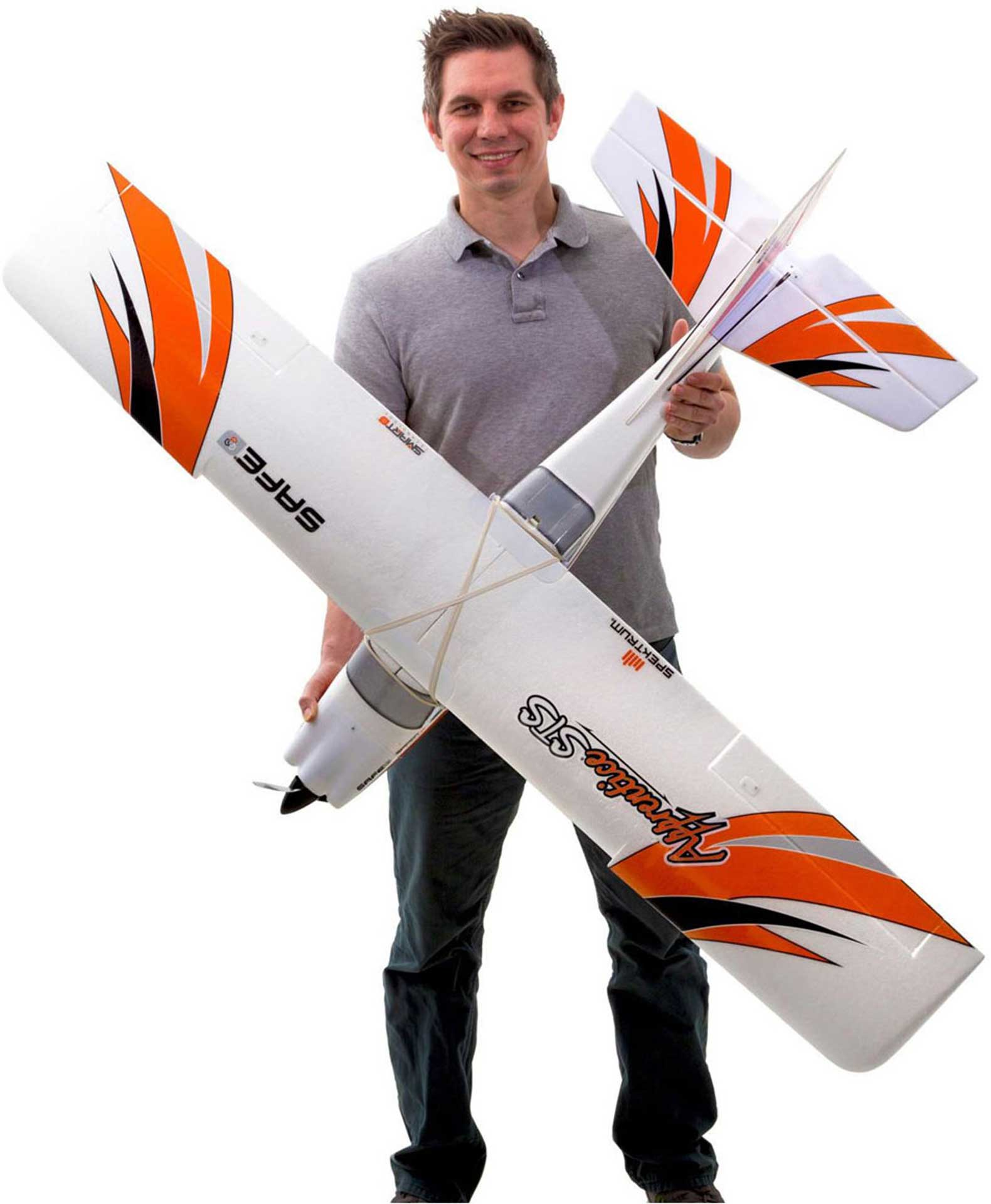 E-Flite APPRENTICE STS 1,5M BNF BASIC WITH SAFE TRAINER