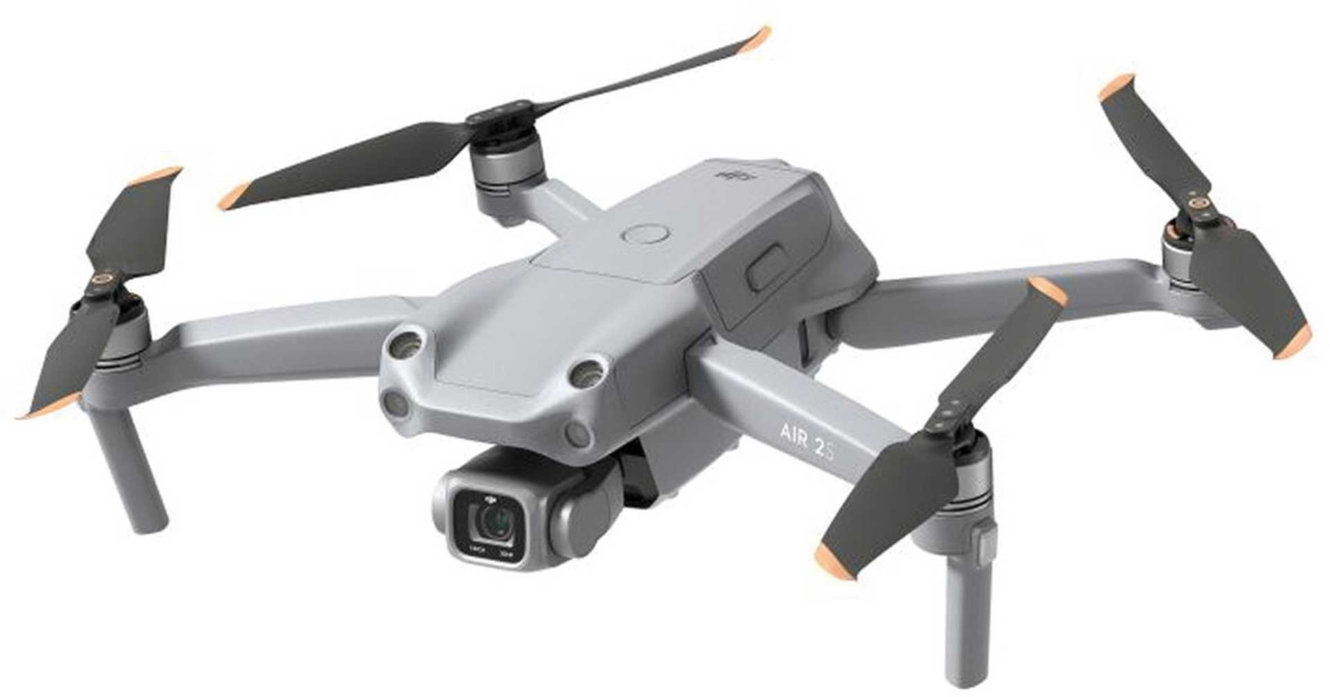 DJI AIR 2S Drohne Fly More Combo