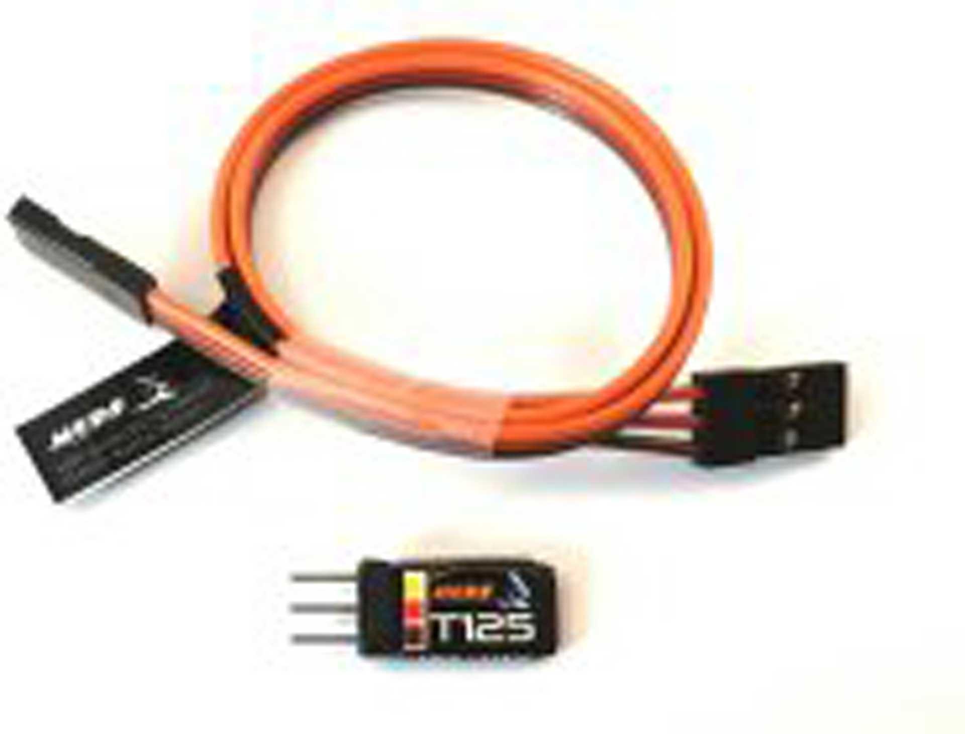 HEPF Capteur de température JR System