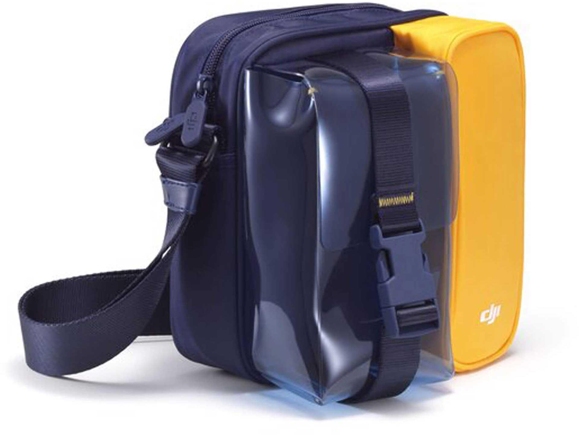 DJI Mini Umhängetasche (Blau+Gelb)