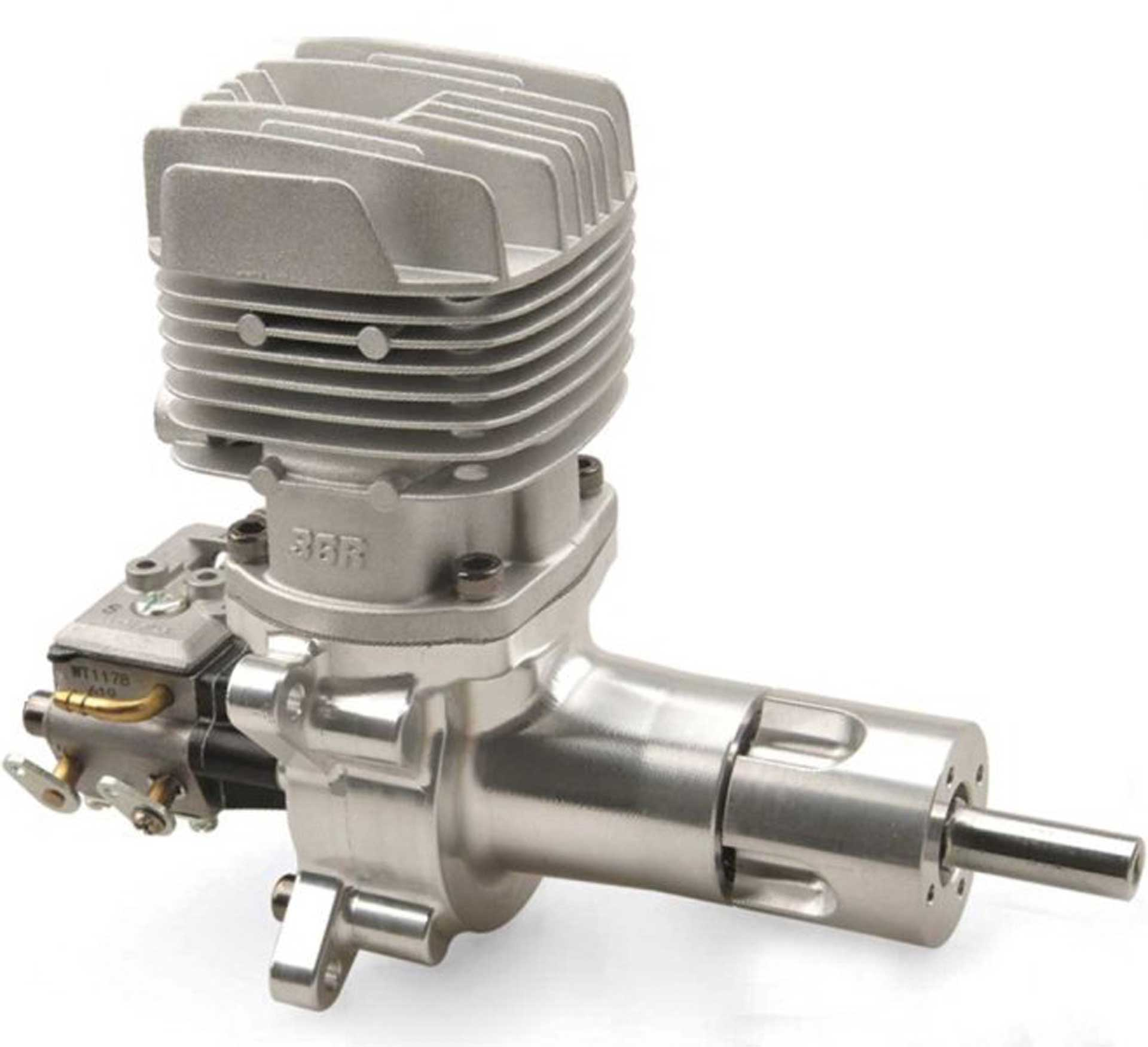 PICHLER CRRCpro GP36R Benzin Motor 36ccm inkl. Zündung und Schalldämpfer