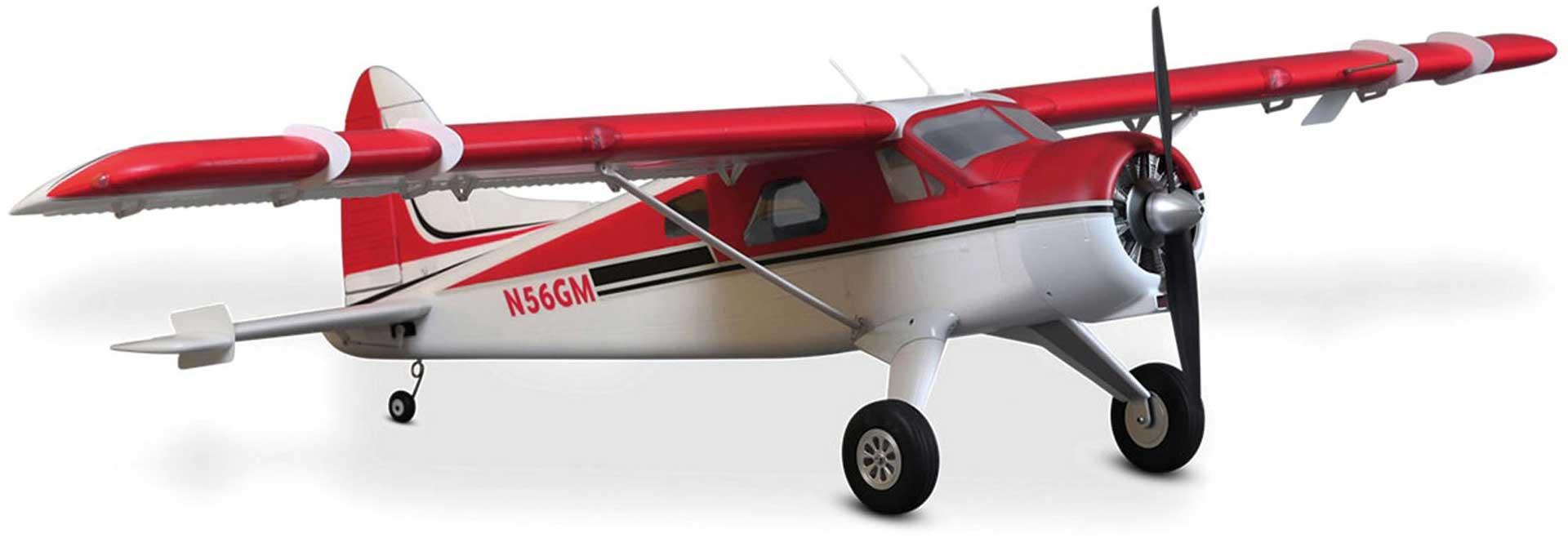 FMS Beaver V2 PNP - 200 cm - Combo incl. Reflex Gyro System