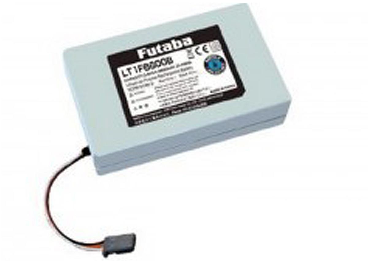 FUTABA Senderakku T32MZ LiPo 3,8V 6600mAh