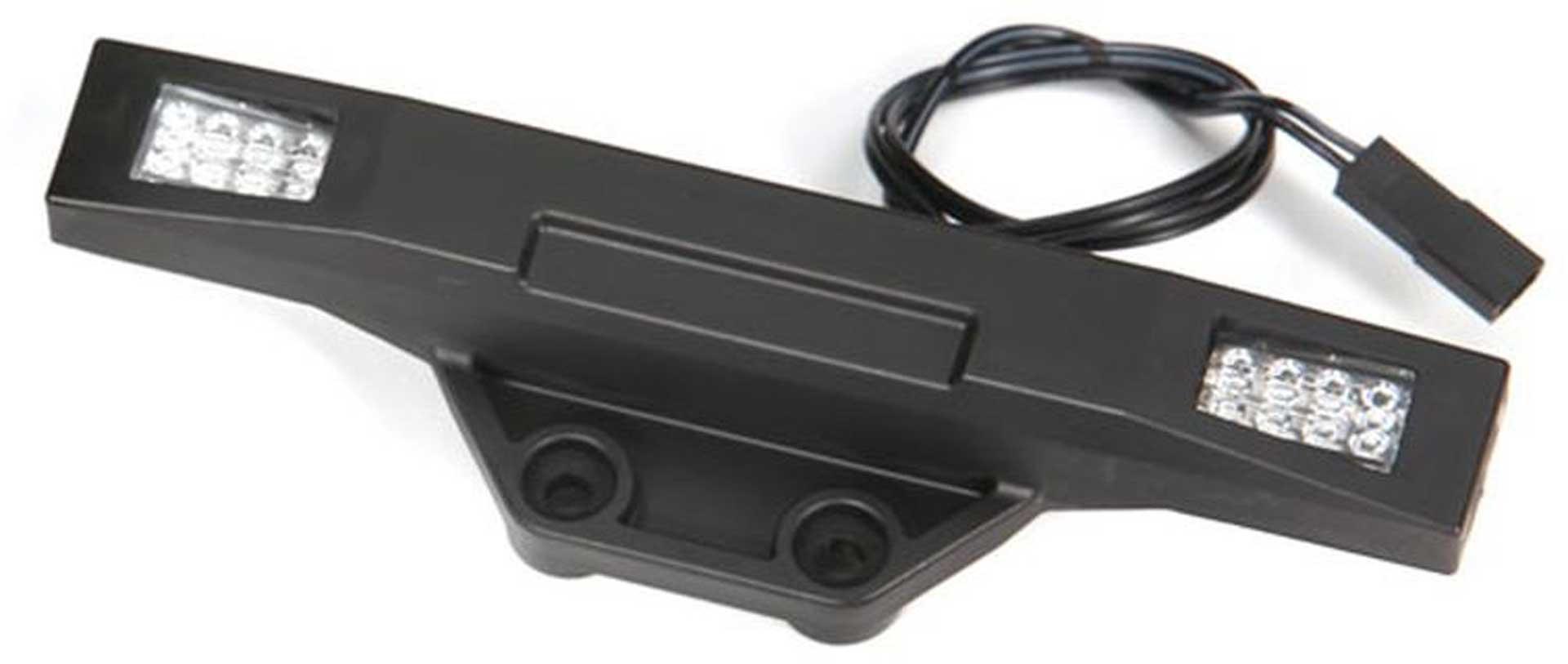 TRAXXAS HOSS Heck-Bumper mit LED-Beleuchtung (Ersatz für #9036)
