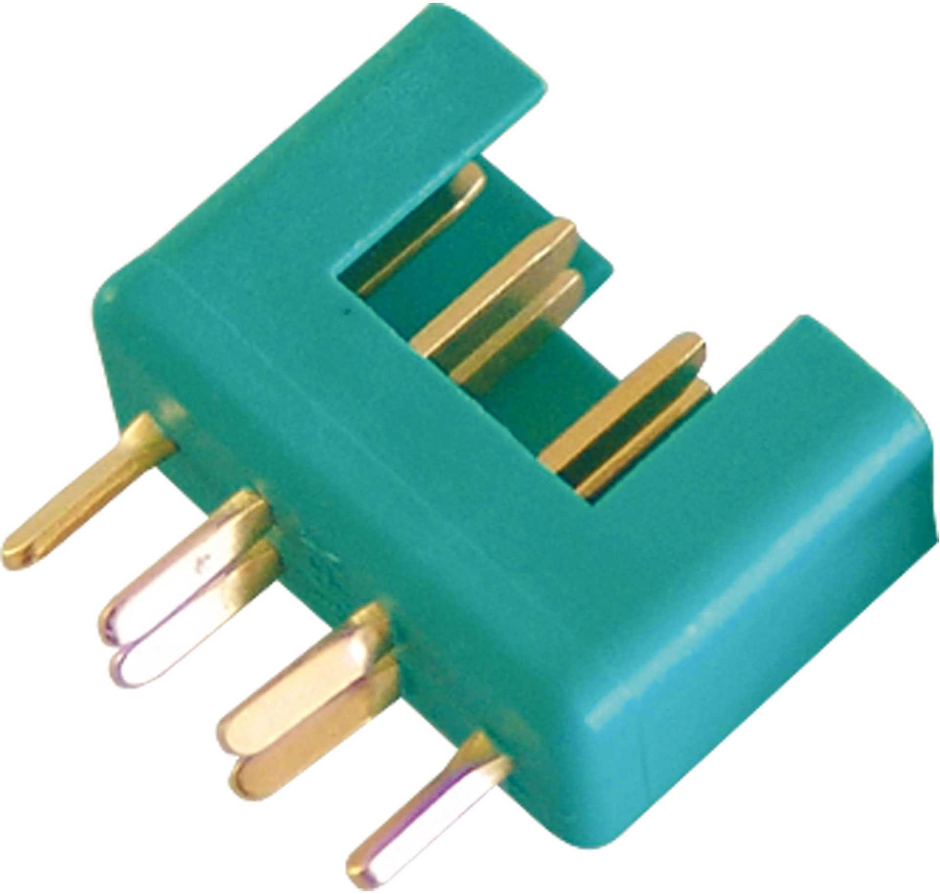 MULTIPLEX Hochstromstecker M6-50 50(100)A 3Stk. Original Multiplex