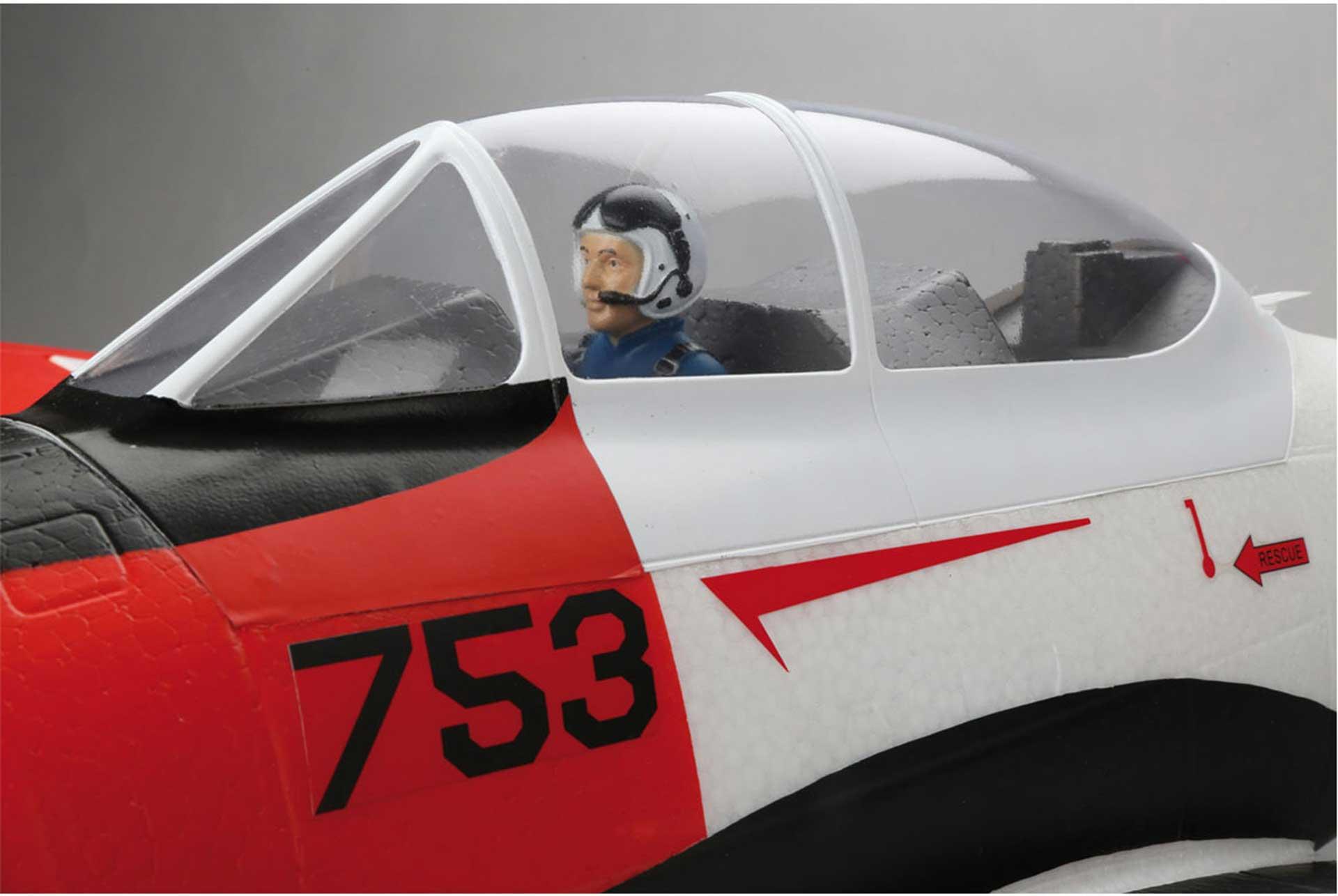 E-flite T-28 1.2m BNF Basic
