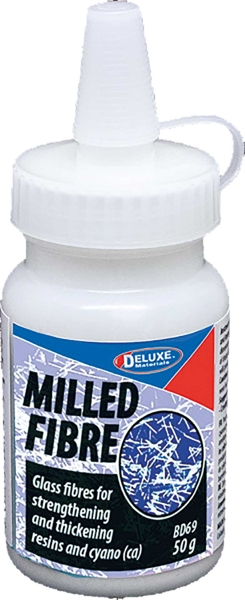DELUXE MILLED FIBRE 50G