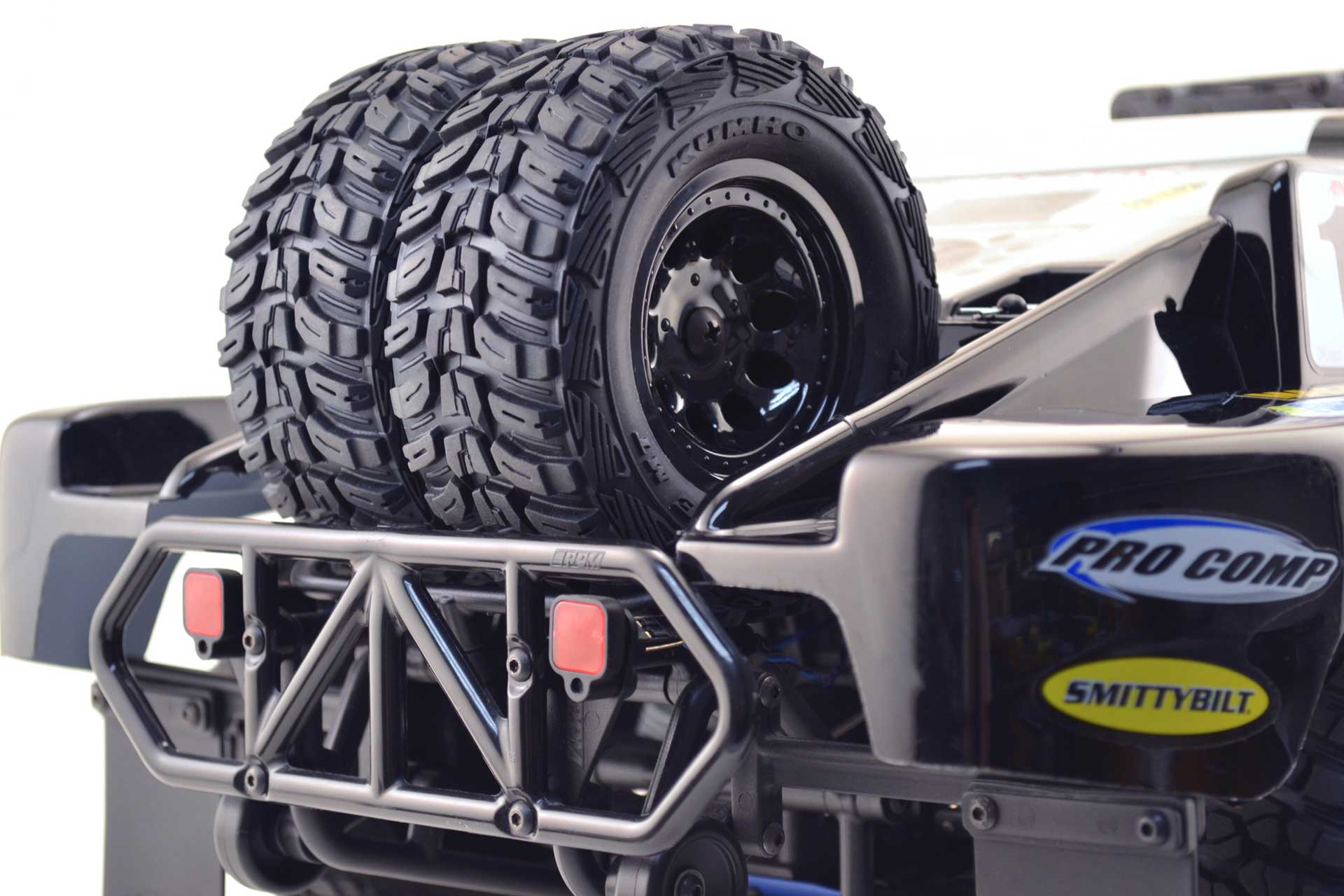 RPM DOPPELTER RESERVERAD-HALTER TRAXXAS SLASH 2WD & 4X4