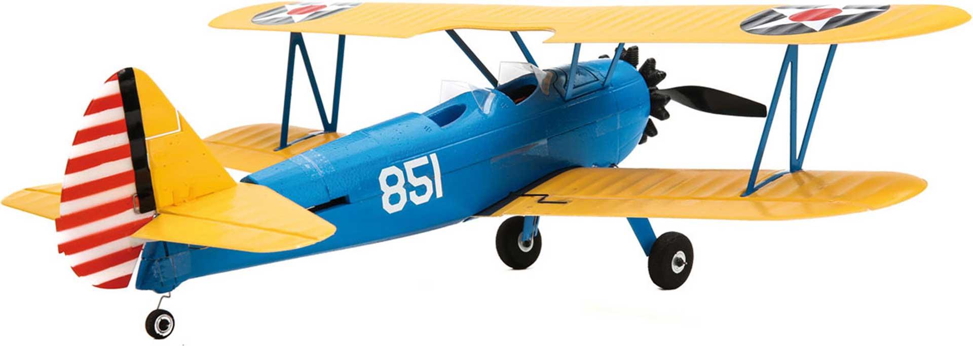 E-FLITE PT-17 UMX BNF WITH AS3X