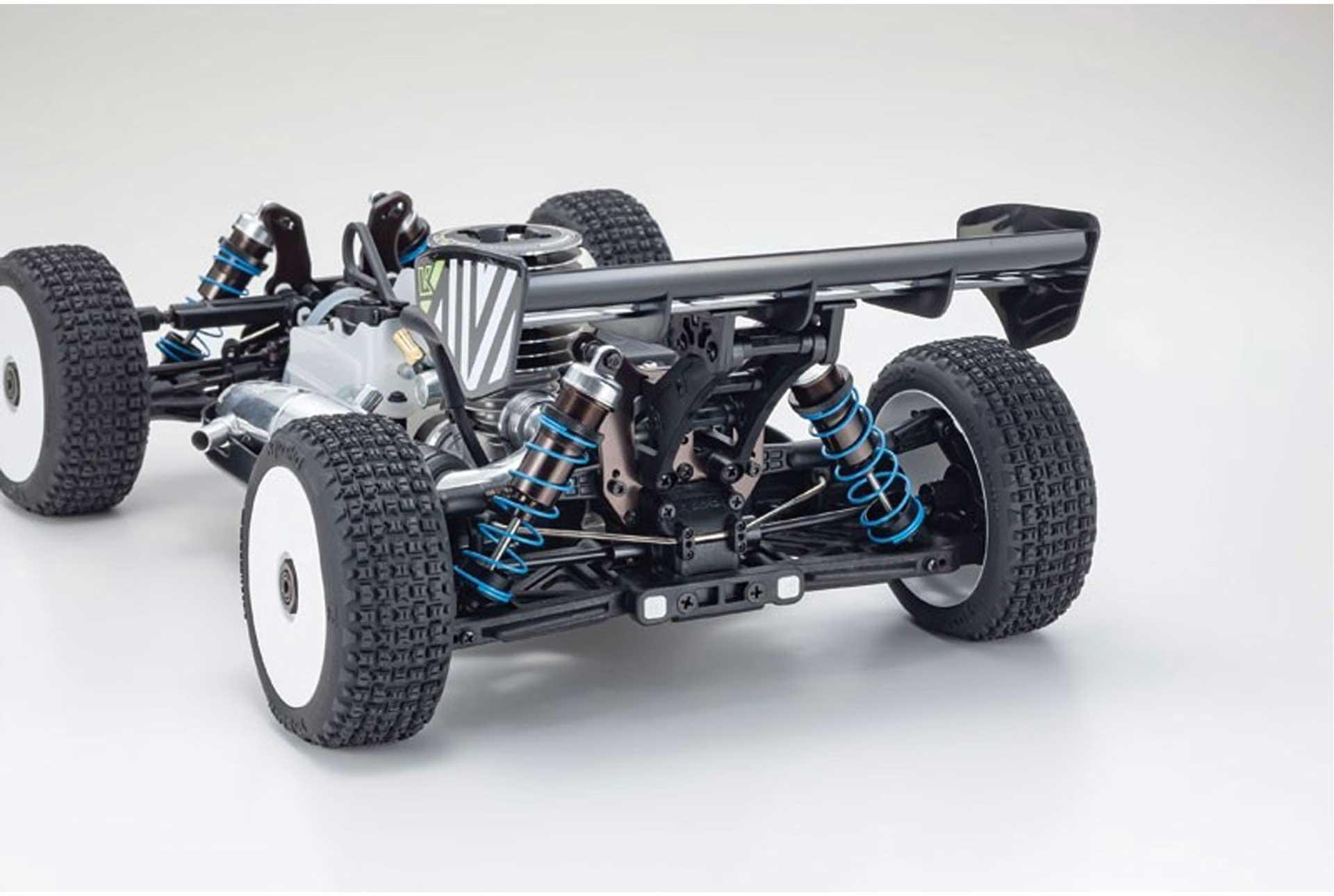 KYOSHO INFERNO MP9 TKI4 V2 1:8 RC NITRO READYSET W/KE21SP MOTOR