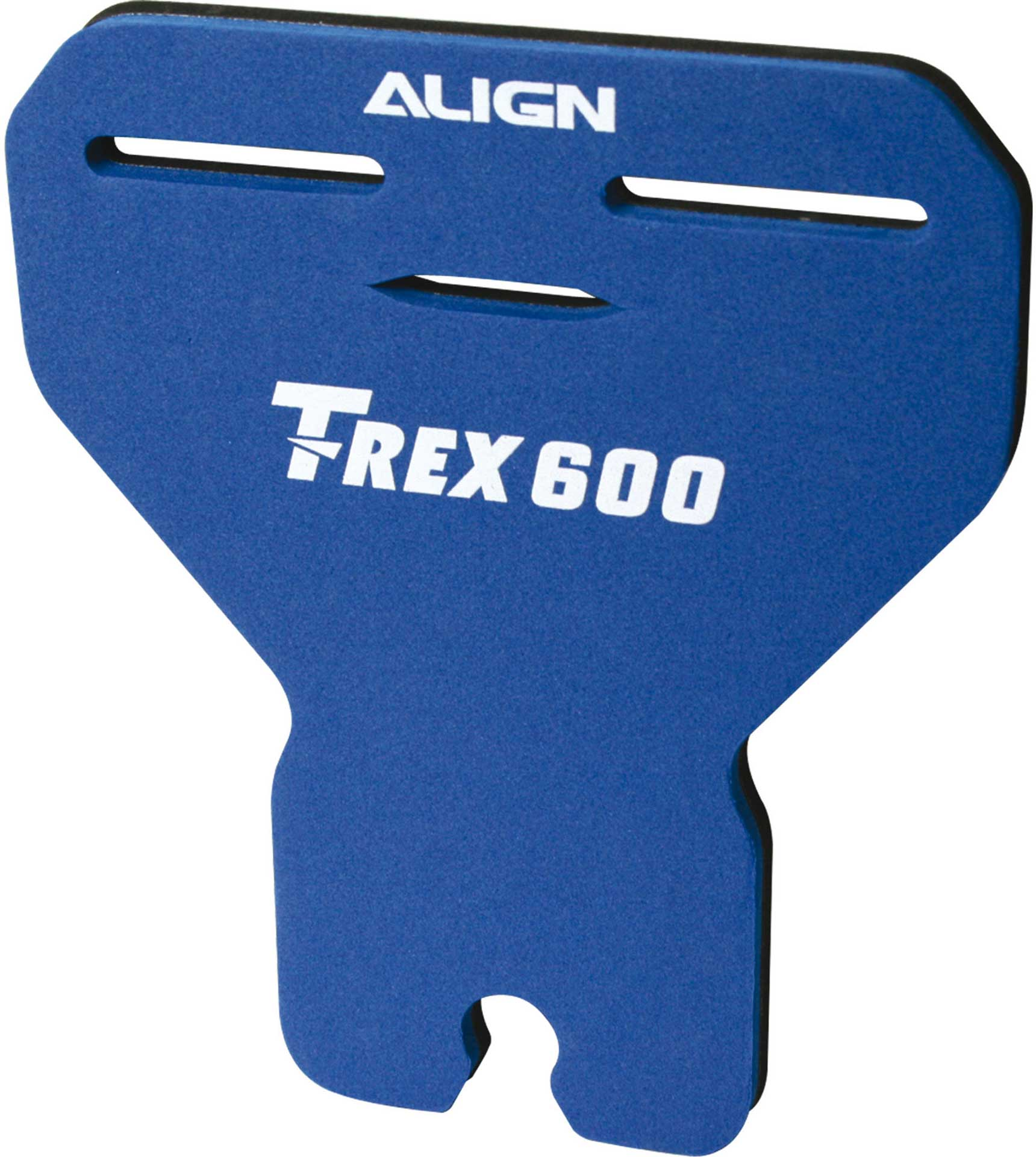 ALIGN ROTORBLADE MOUNT  T-REX 600 CADDY