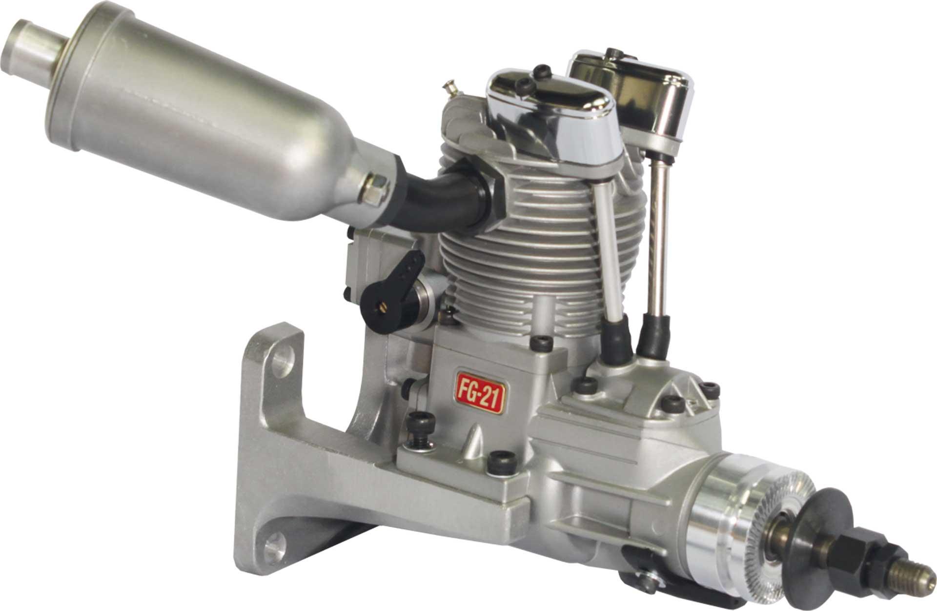 SAITO FG-21 BENZIN MOTOR