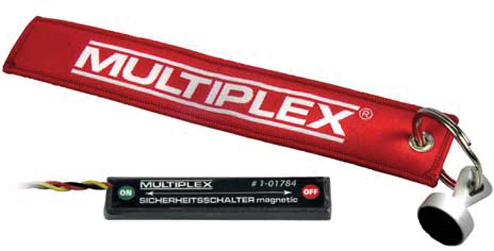 MULTIPLEX Sicherheitsschalter magnetic