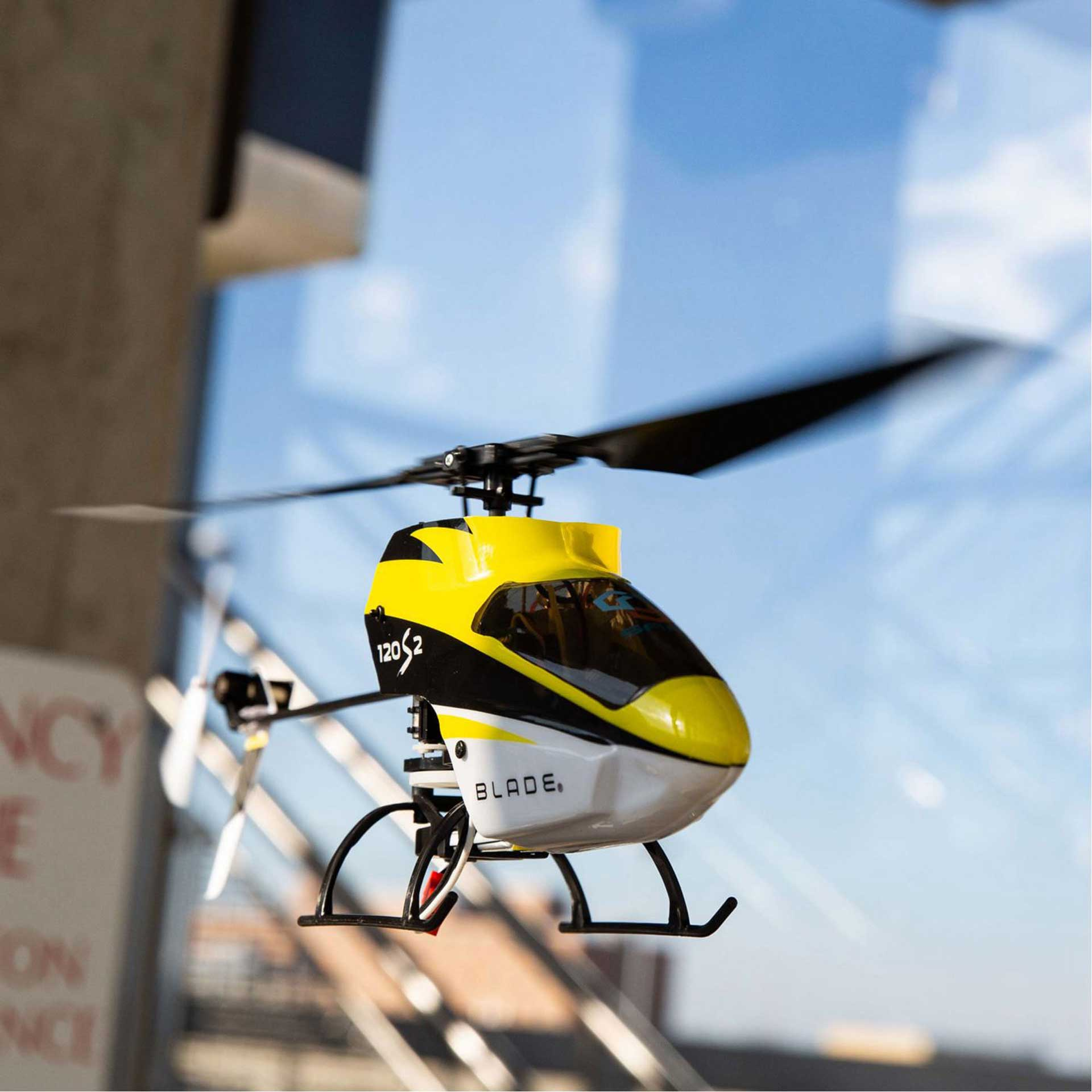 BLADE 120 S2 RTF INKL. SAFE Hubschrauber / Helikopter