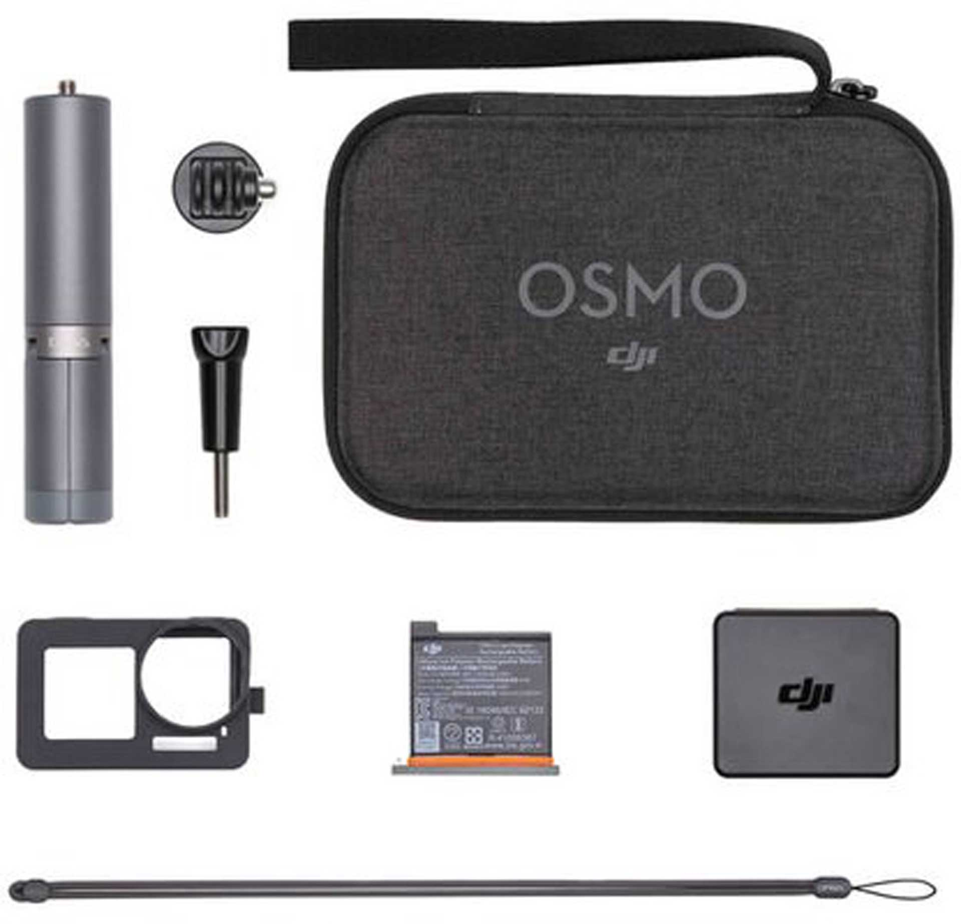 DJI OSMO ACTION - TRAVEL KIT
