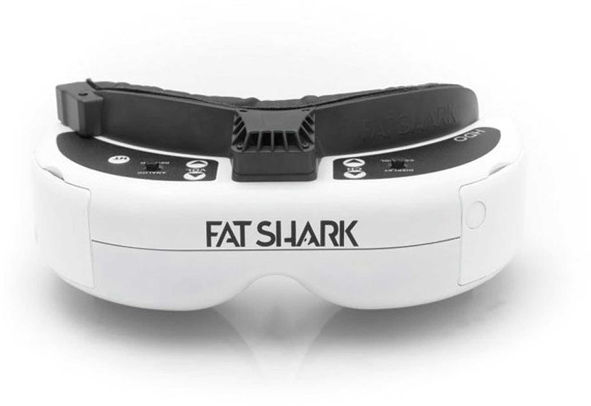 FAT SHARK HDO GOGGLES FPV VIDEO BRILLE