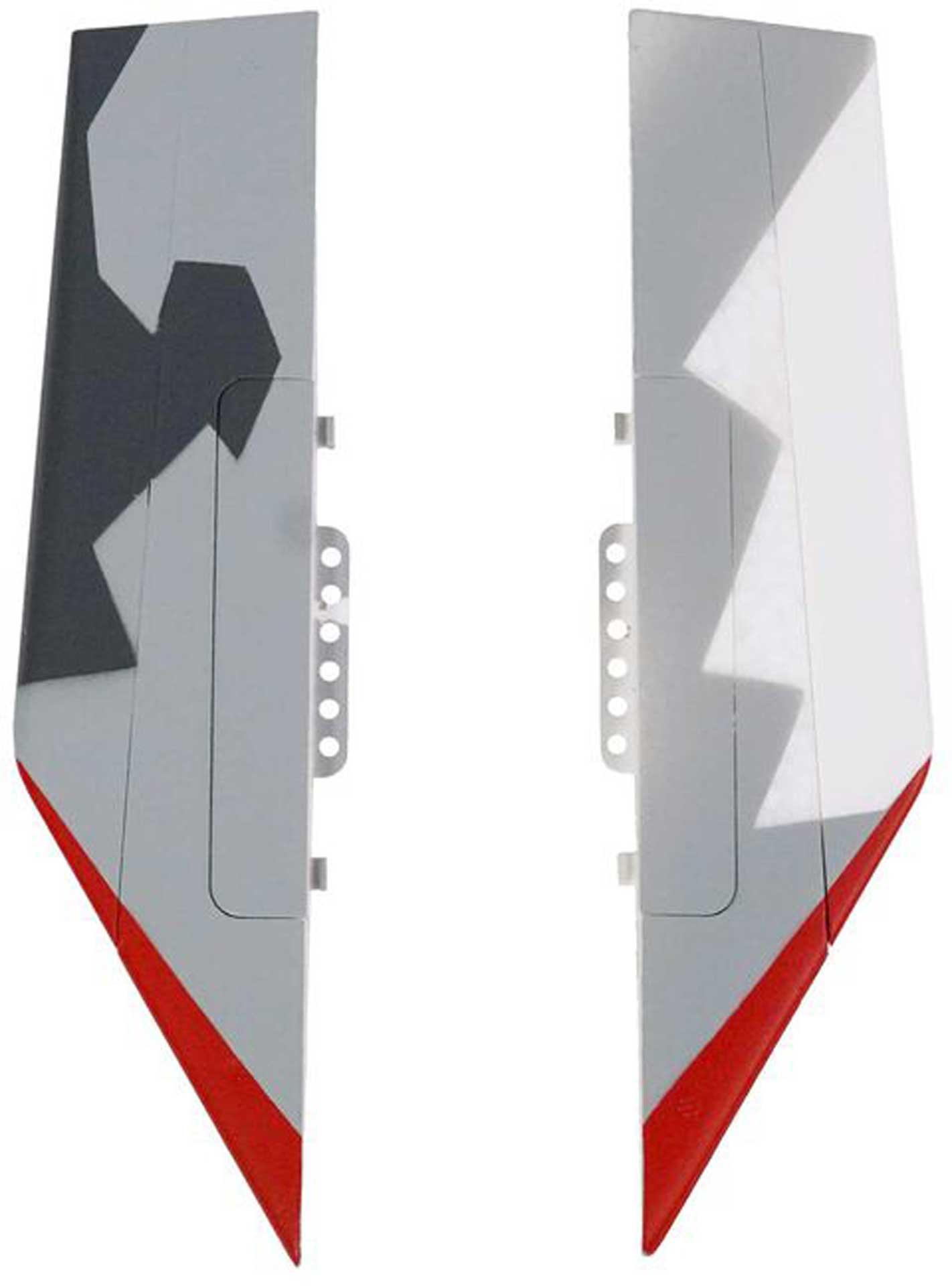 E-FLITE Ventral Fin Set: Viper 90mm EDF Jet