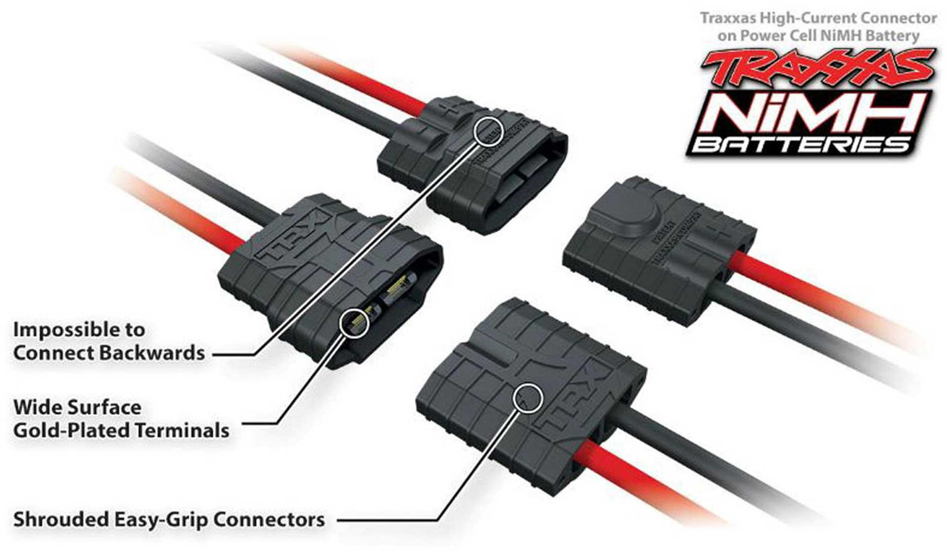 POWER CELL 3000 MAH 8.4 VOLT TRAXXAS