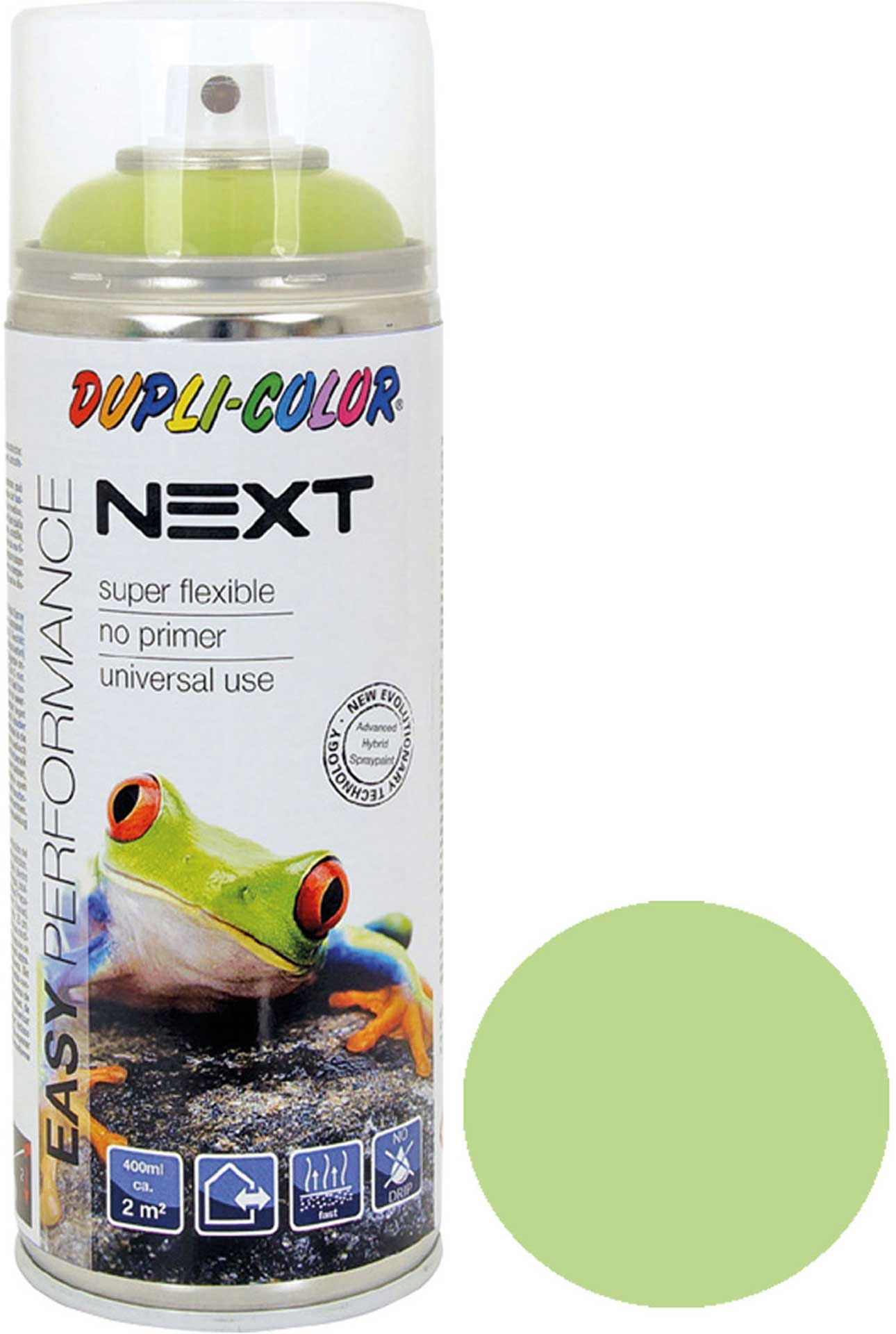 DUPLI-COLOR NEXT LONDON GREEN SDM. 400ML SPRAY PAINT