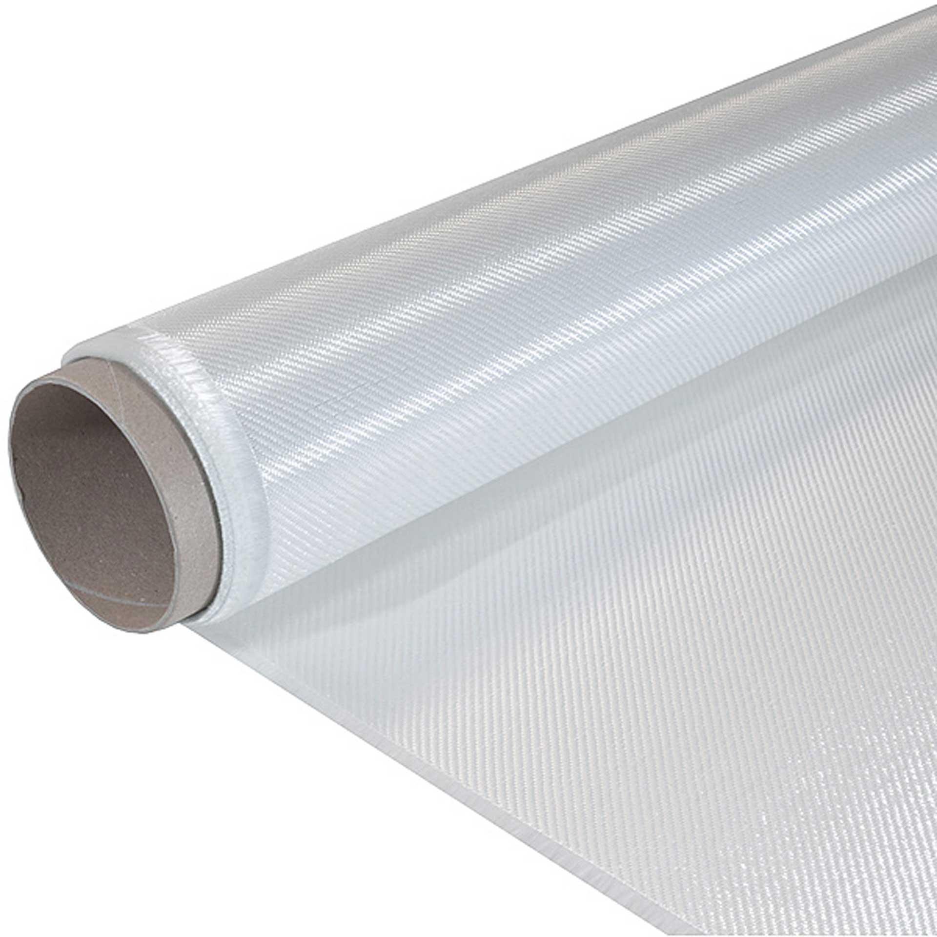 R&G Glasgewebe 80 g/m² (Köper) 100 cm, Rolle/ 20 m
