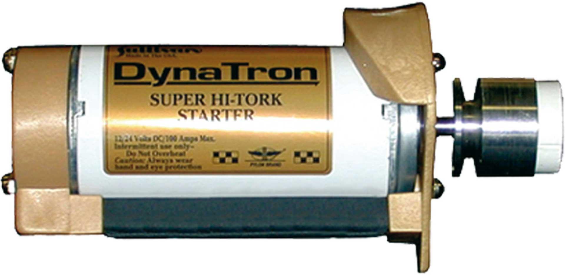 SULLIVAN E-STARTER DYNATRON SUPER-HI-TORK