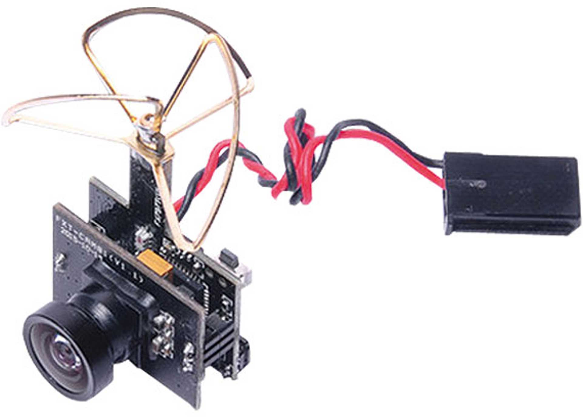 HYPERION 600TVL MINI FPV CAMERA WITH BUILT-IN 5.8GHZ 25MW VTX