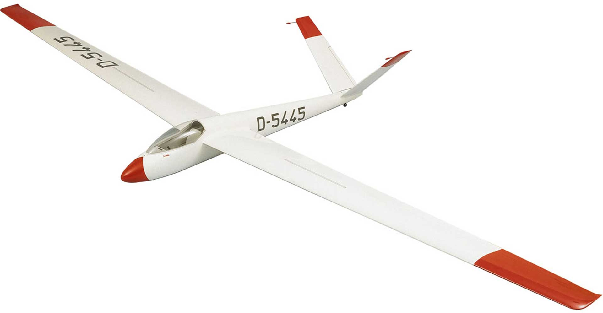 AERONAUT SHK KIT WITH WOOD RIBBED WINGS AND GRP FUSELAGE, GLIDER