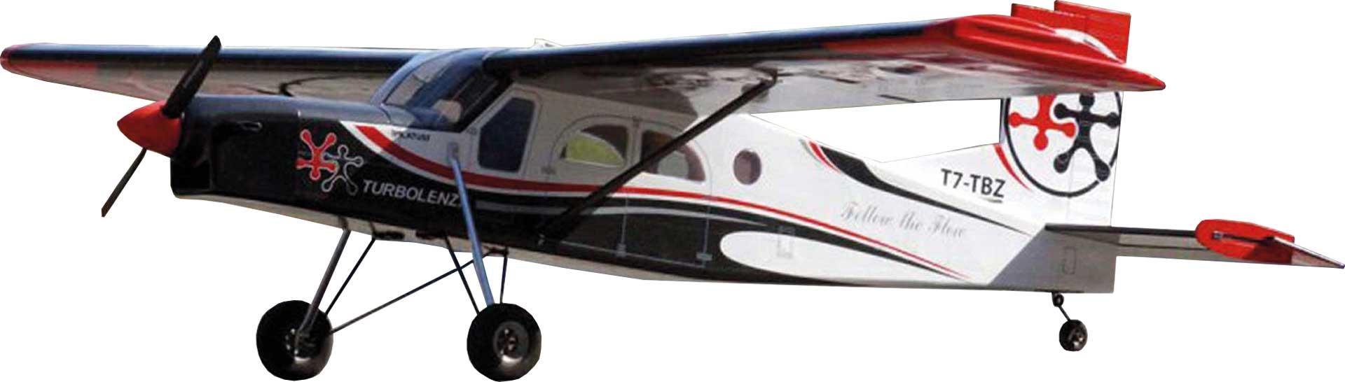 VQ MODELS PILATUS PORTER PC-6 TURBOLENZA ARF 1,58M