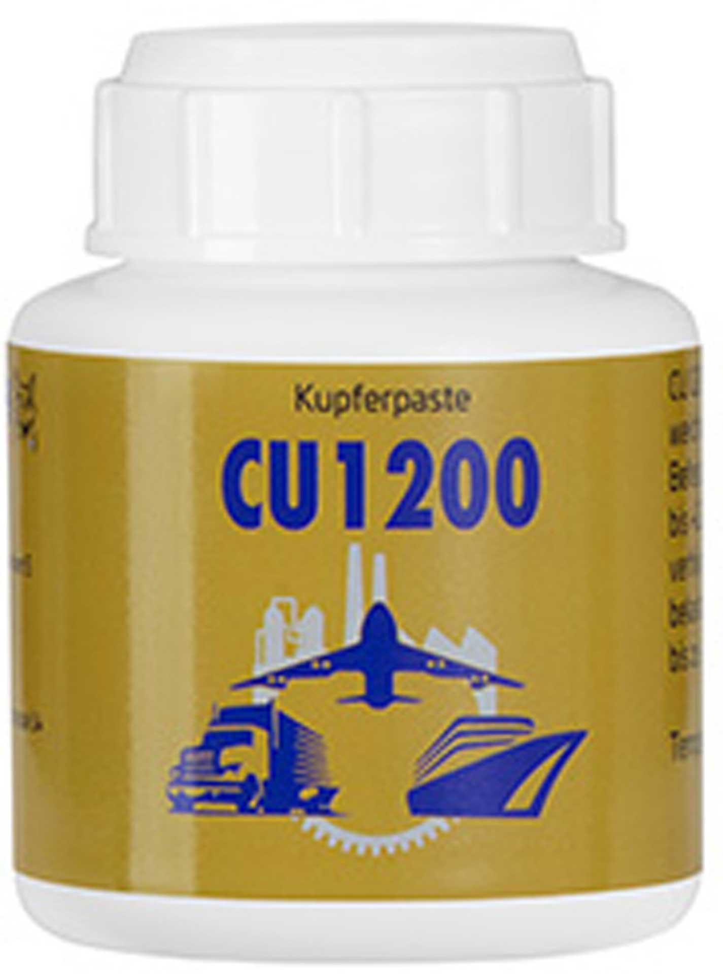 EUROTECH CU1200 LUBRICANT 140G BRUSH BOX TEMPERATURE RANGE FROM -40°C TO +1200°C (GLOCK)