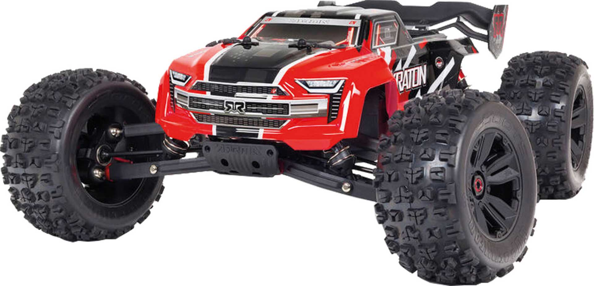 ARRMA Kraton 6S V5 4WD BLX 1/8 RTR Rot Speed Monster Truck
