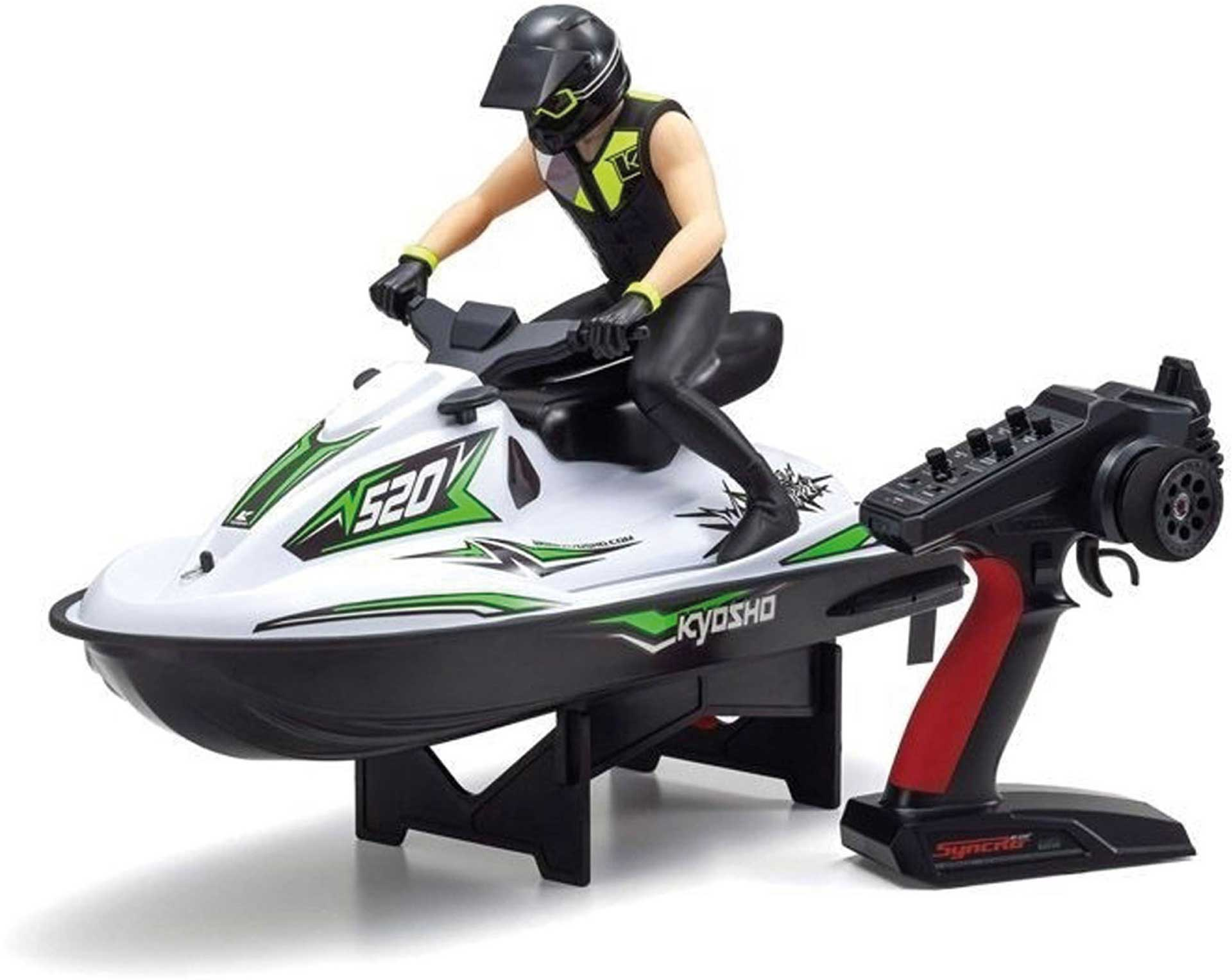 KYOSHO WAVE CHOPPER 2.0 T1 Green Readyset