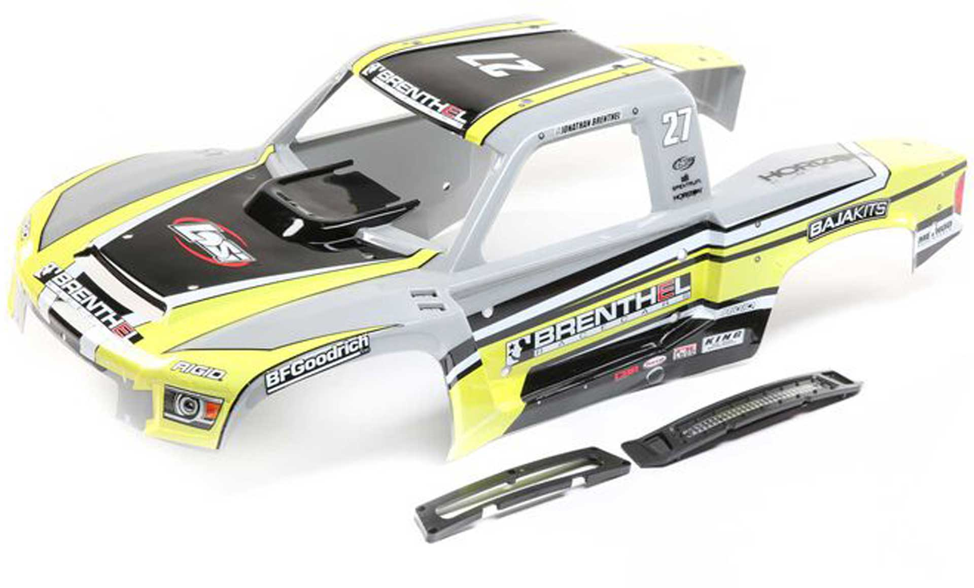 LOSI Body and Front Grill, Brenthel: SBR 2.0