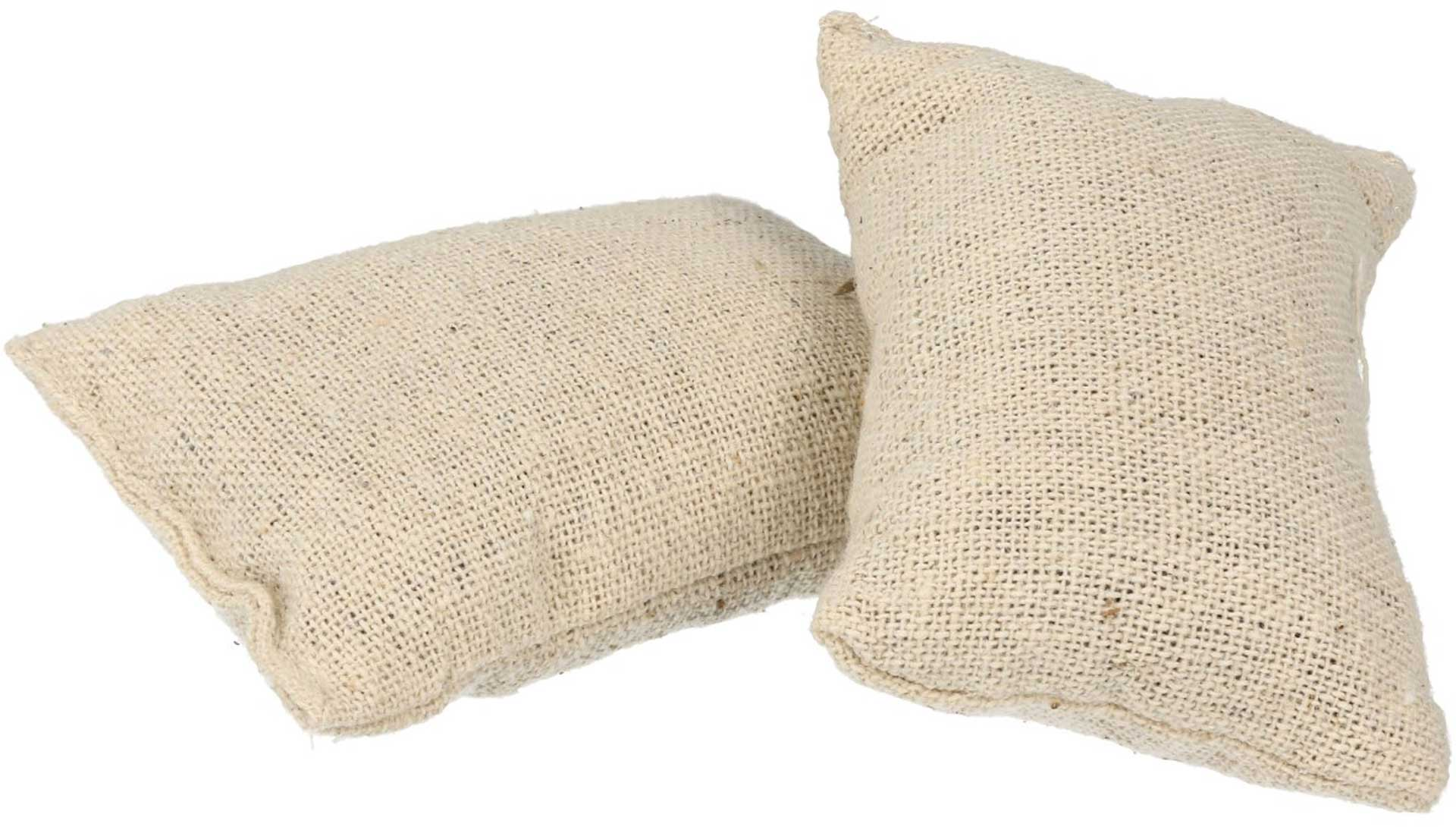ROBITRONIC Sandbag decor (2 pieces) 70x45x25mm
