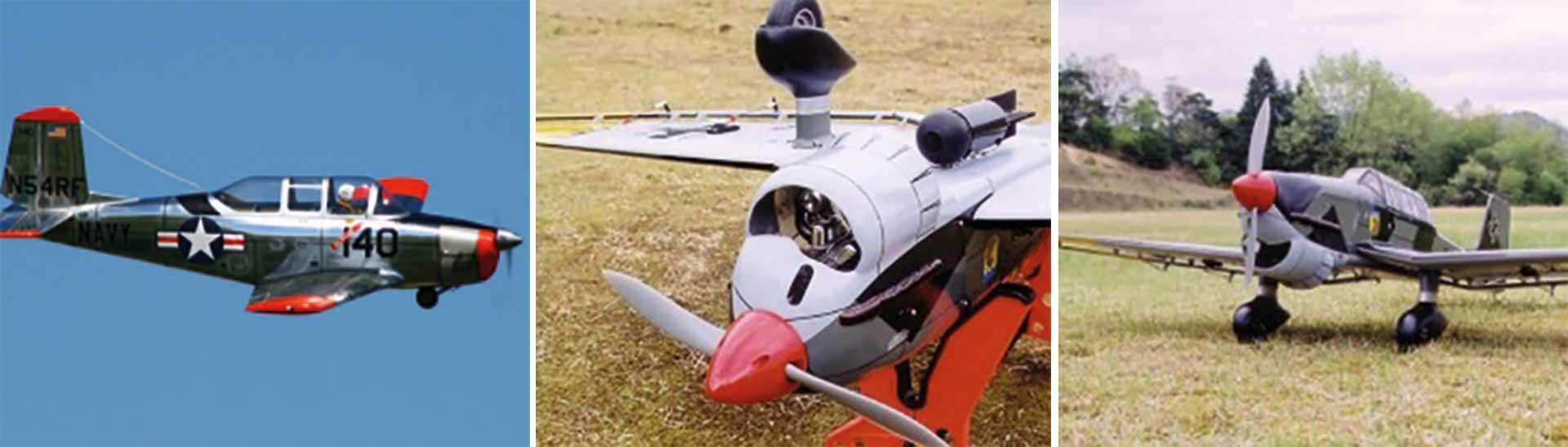 SAITO FA-100 MOTOR