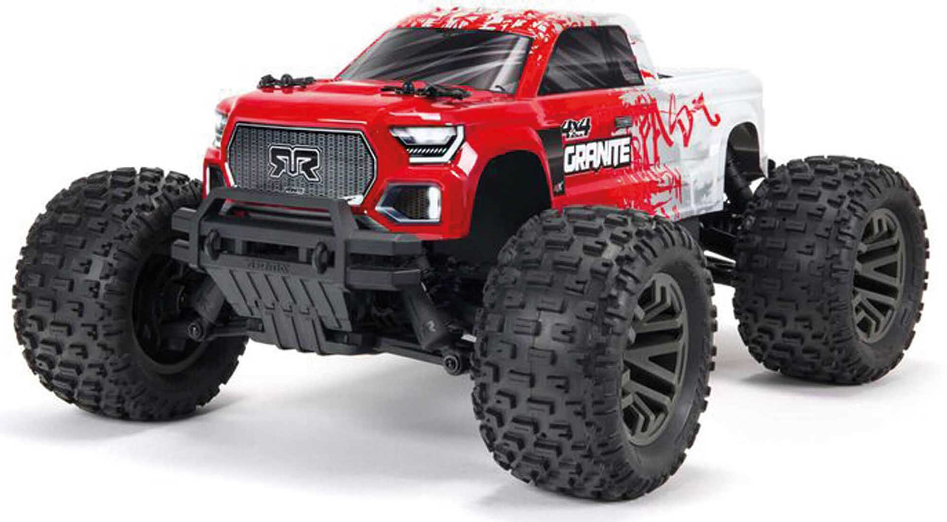 ARRMA GRANITE 4X4 3S BLX Brushless 1/10th 4wd MT Color2