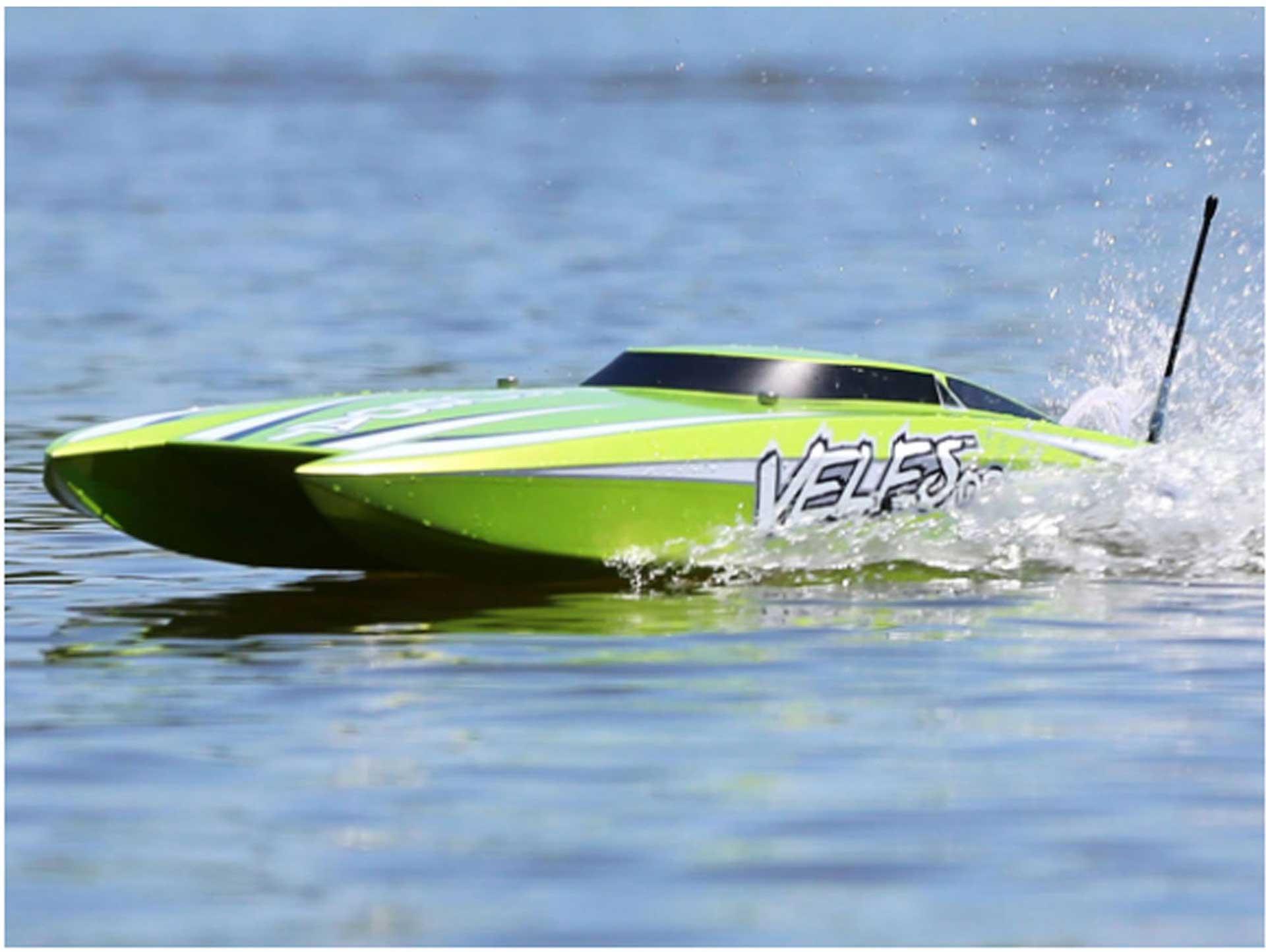 PROBOAT Veles 29-inch Catamaran Brushless: RTR