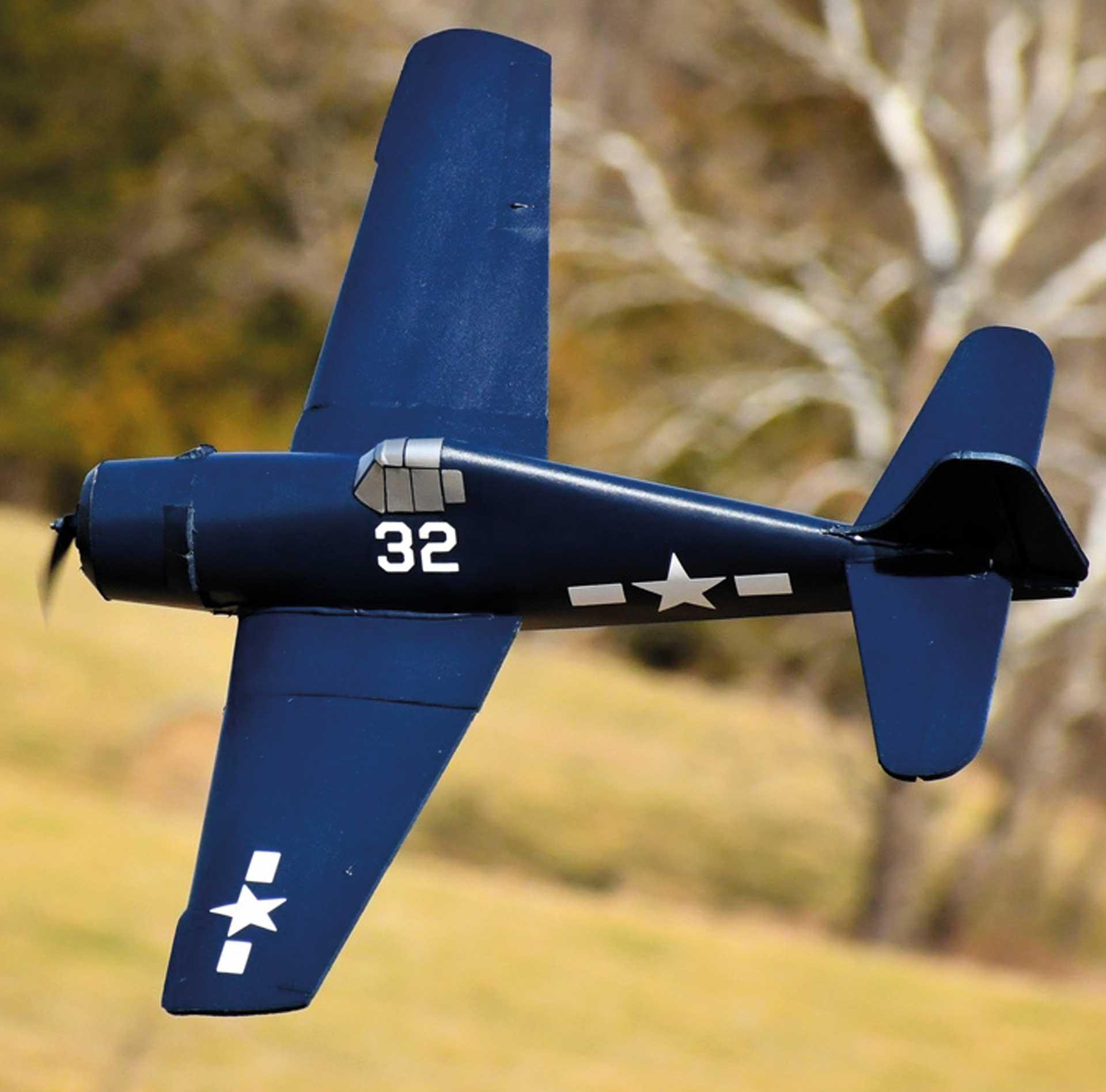 FLITE TEST F6F Hellcat Bausatz