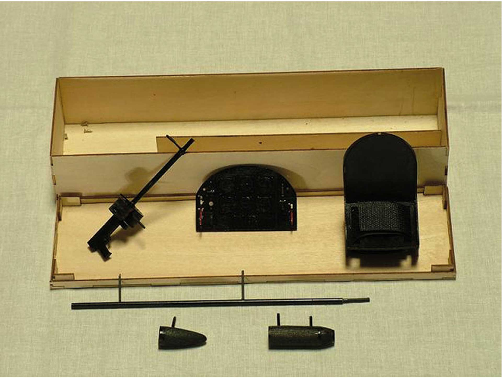 Maxford USA Fieseler Storch Detail Upgrade Box