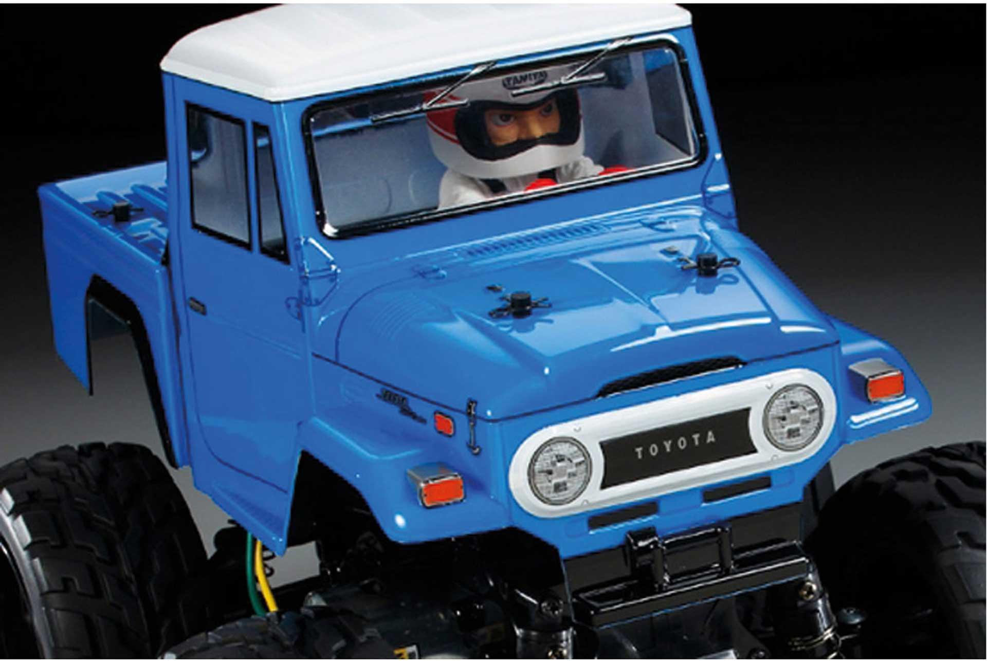 TAMIYA TOYOTA LANDCRUISER 40 PICKUP GF-01 1/10 BAUSATZ ELEKTRO 4WD