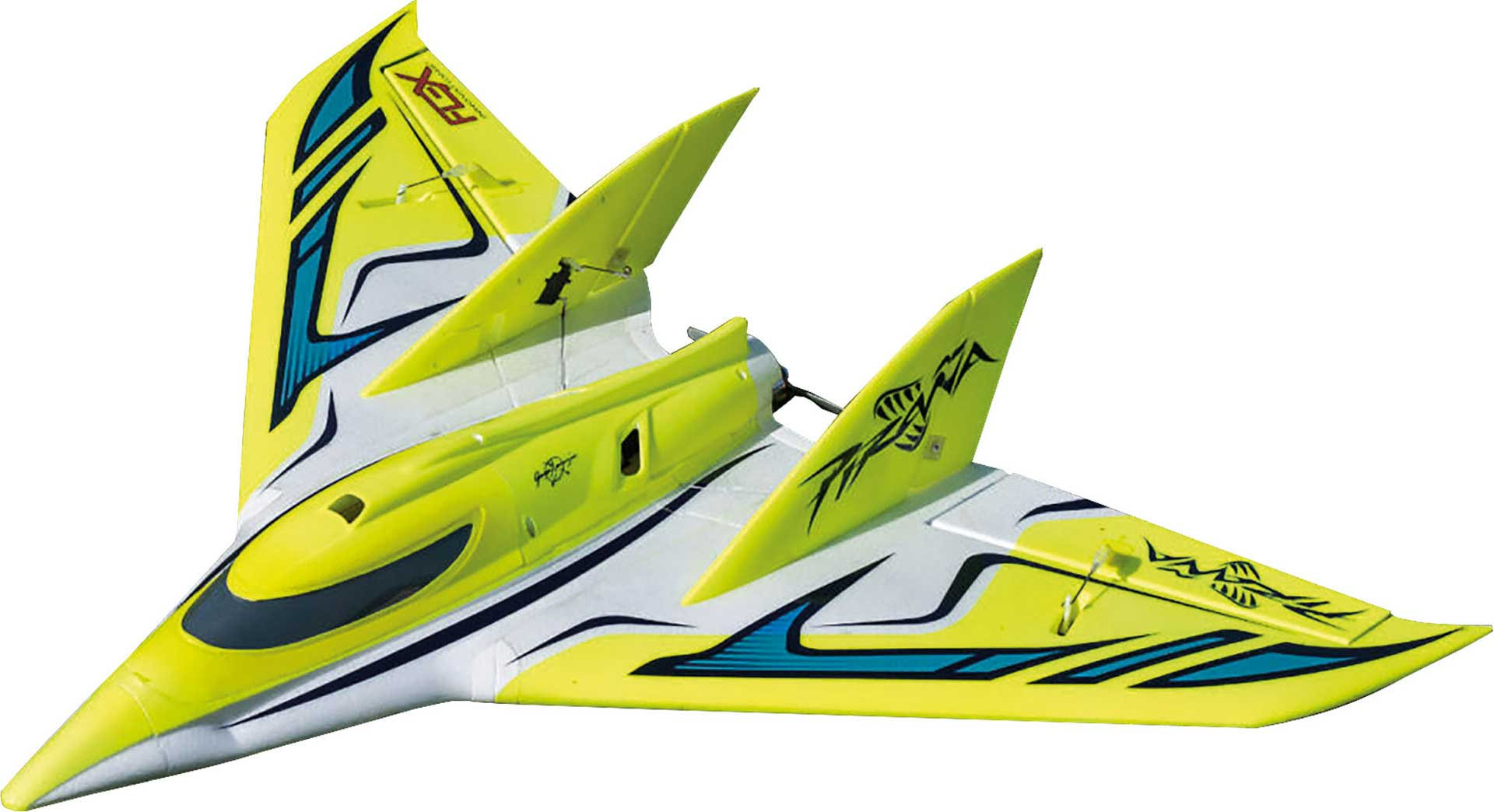 Premier Aircraft Pirana Super PNP Yellow