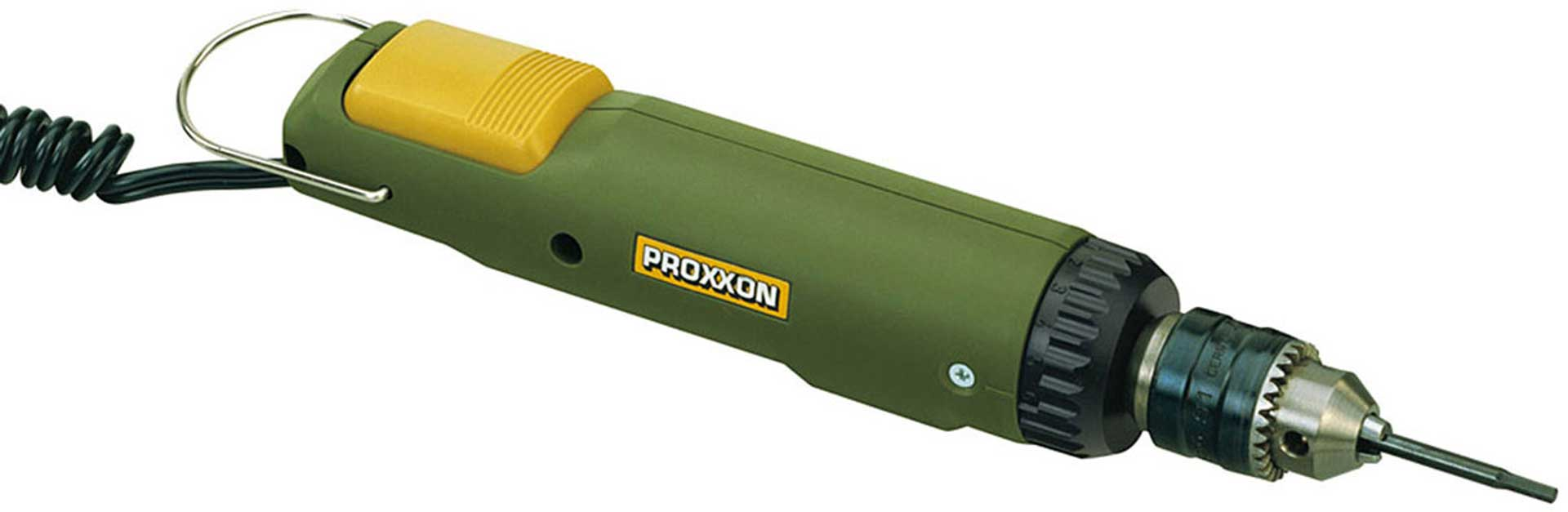 PROXXON Micro-Schrauber MIS 1 im Karton mit 16 Einsätzen