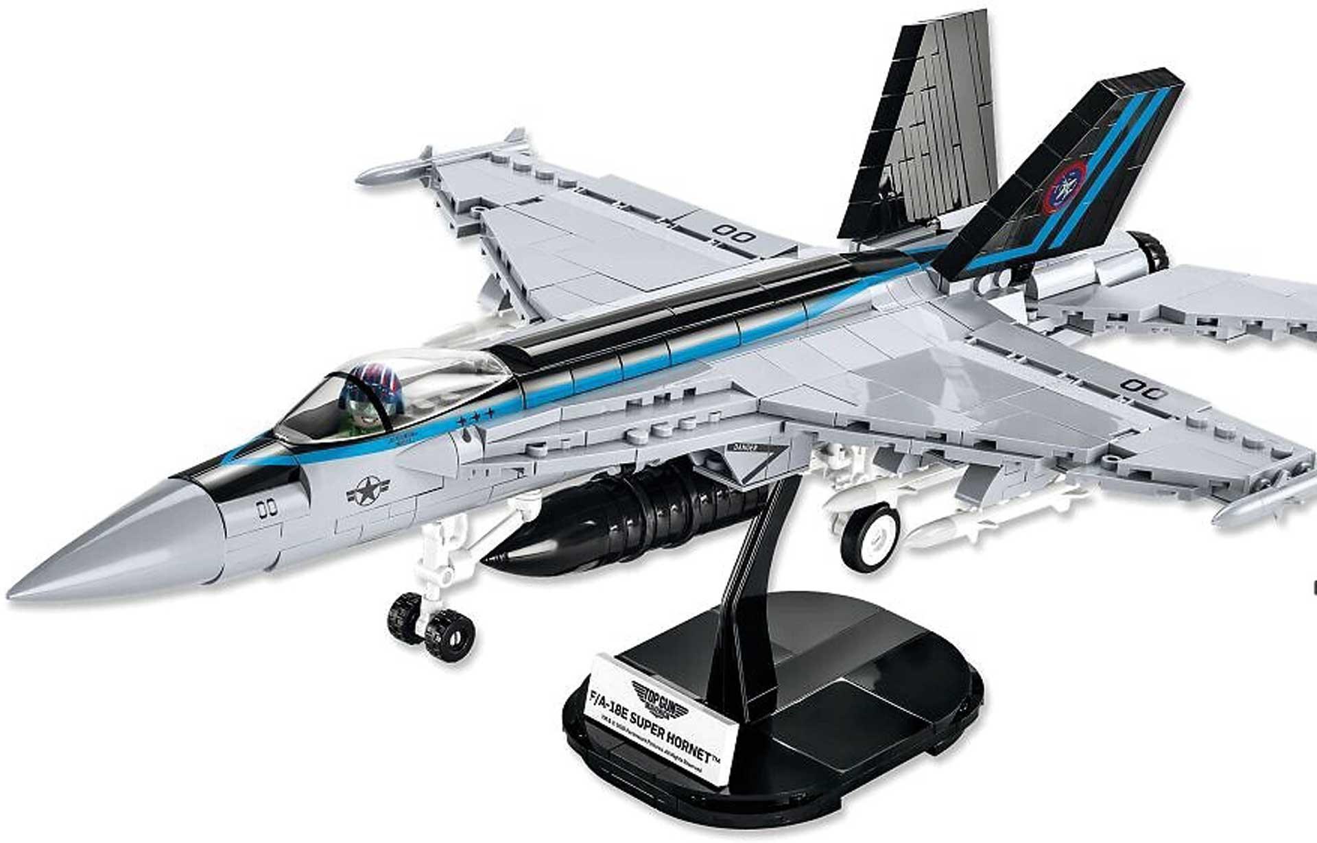 COBI F/A-18E Super Hornet Limited Edition 570 Teile Klemmbausteinesatz