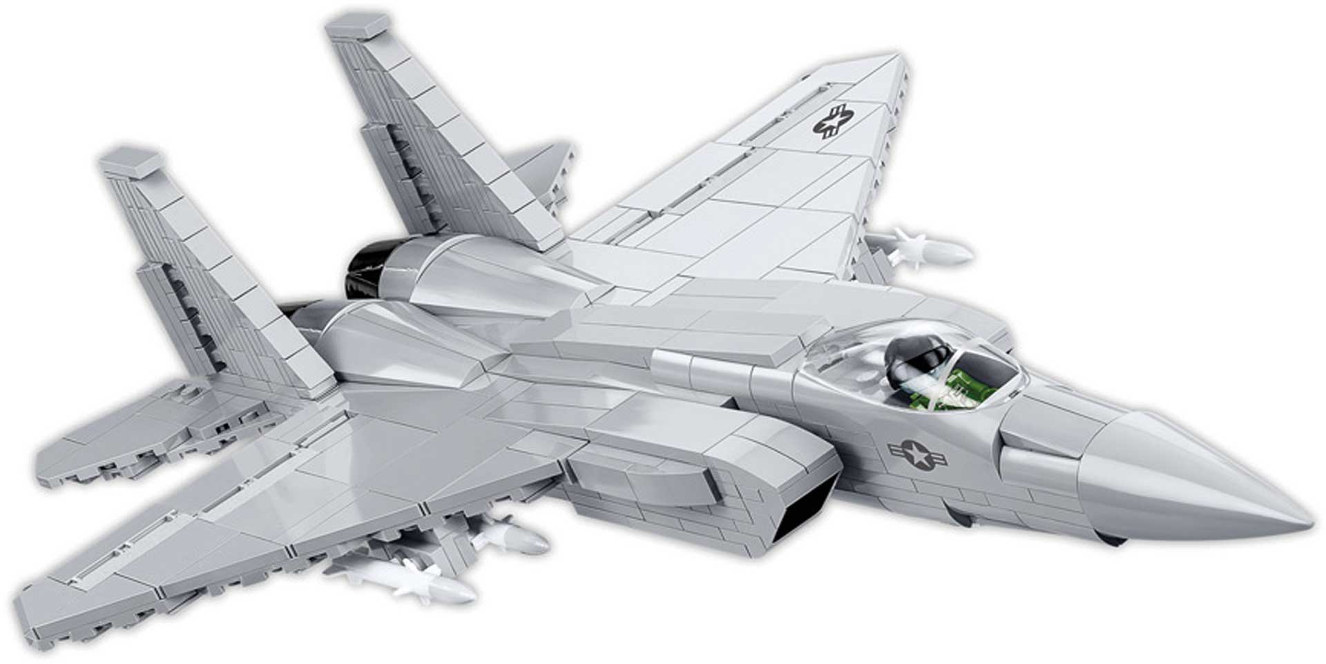 COBI F-15 Eagle (590 Teile) Klemmbausteine