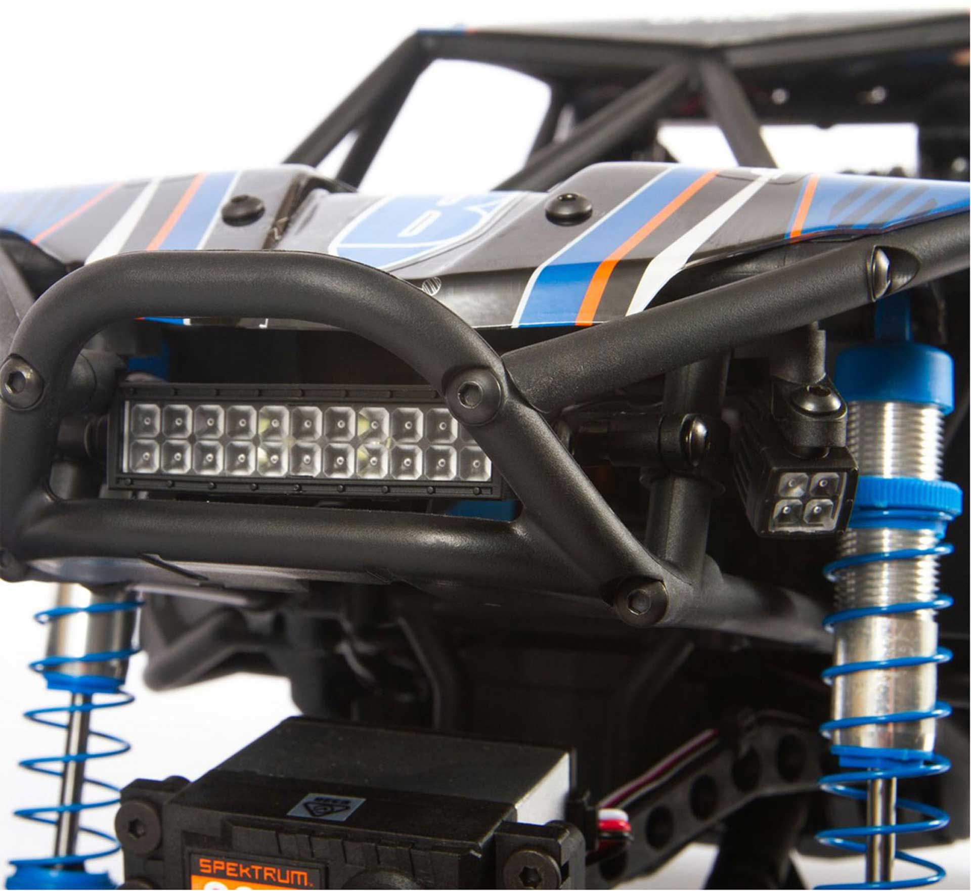 AXIAL RR10 BOMBER 1/10 4WD RTR BLUE