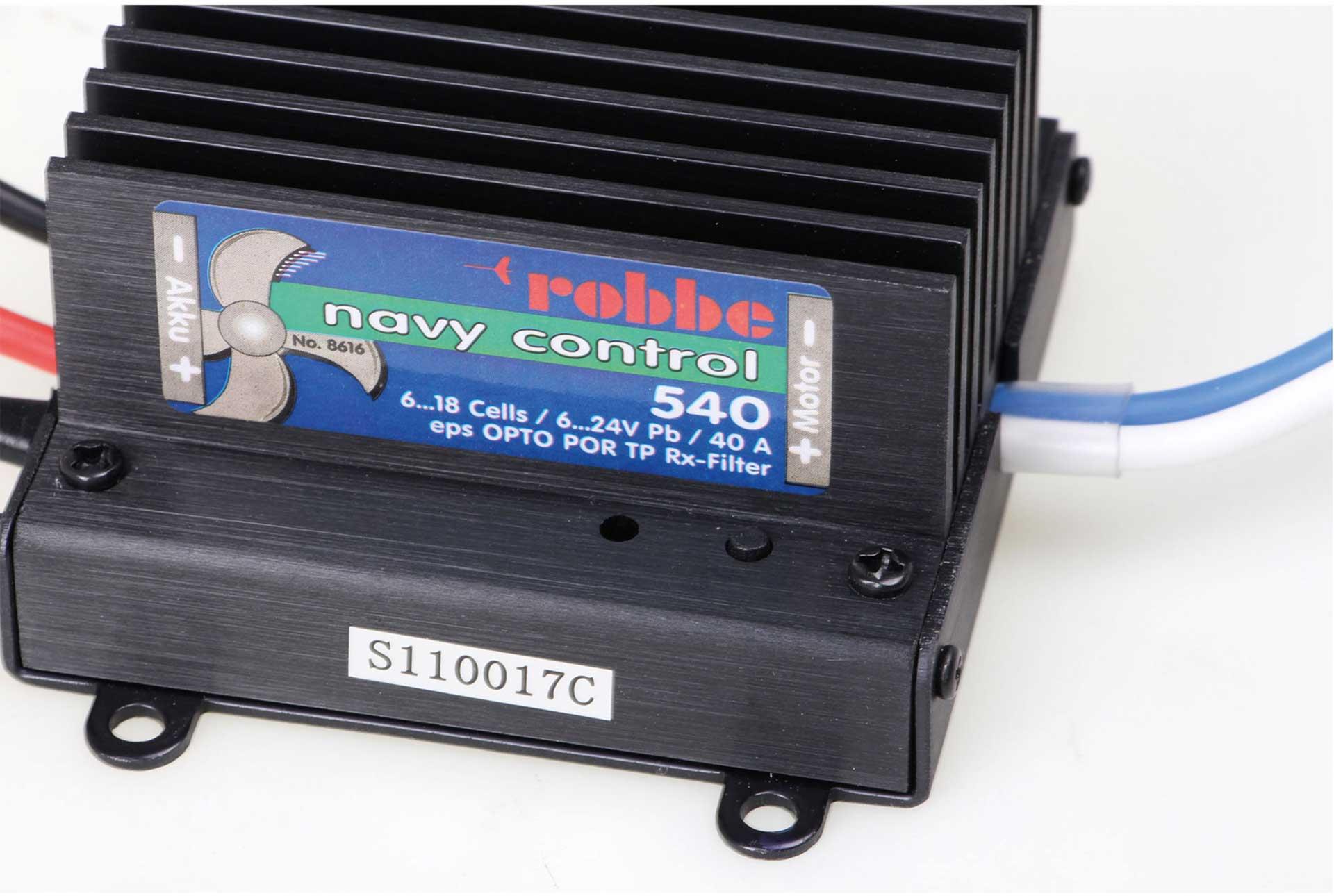 Robbe Modellsport NAVY Control 540 R Control Unit
