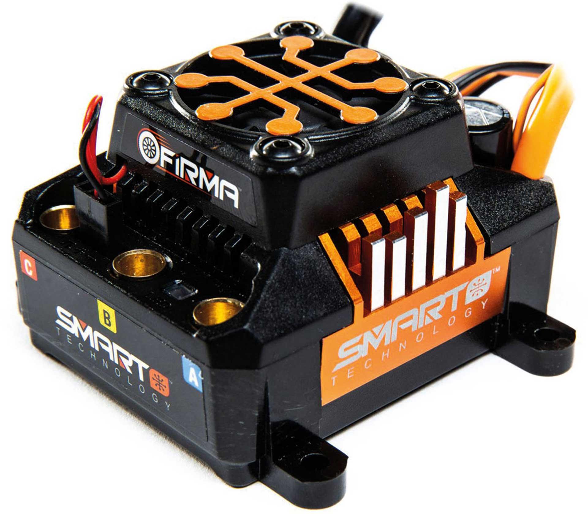 SPEKTRUM FIRMA 160 AMP BRUSHLESS SMART ESC 3S-8S